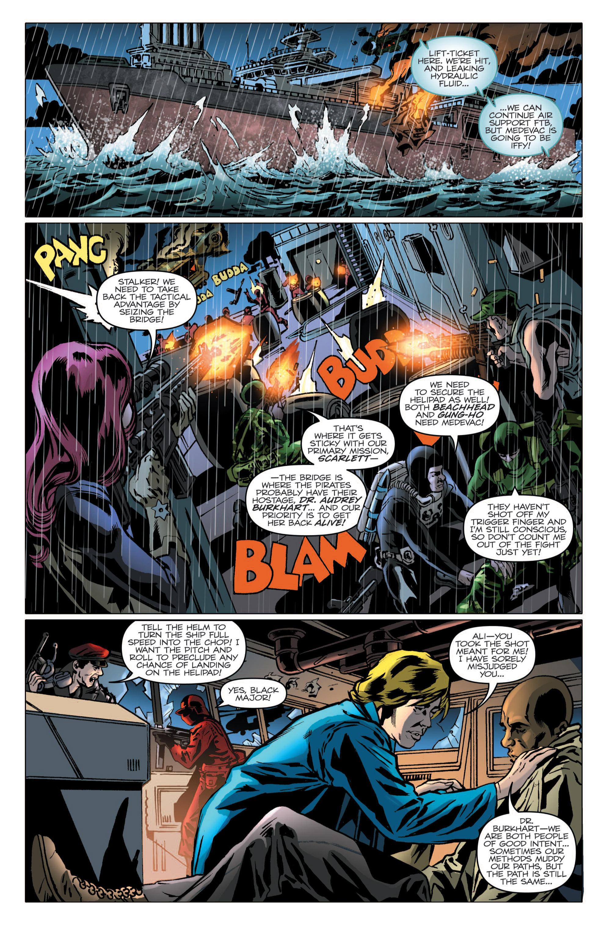 G.I. Joe: A Real American Hero 189 Page 4