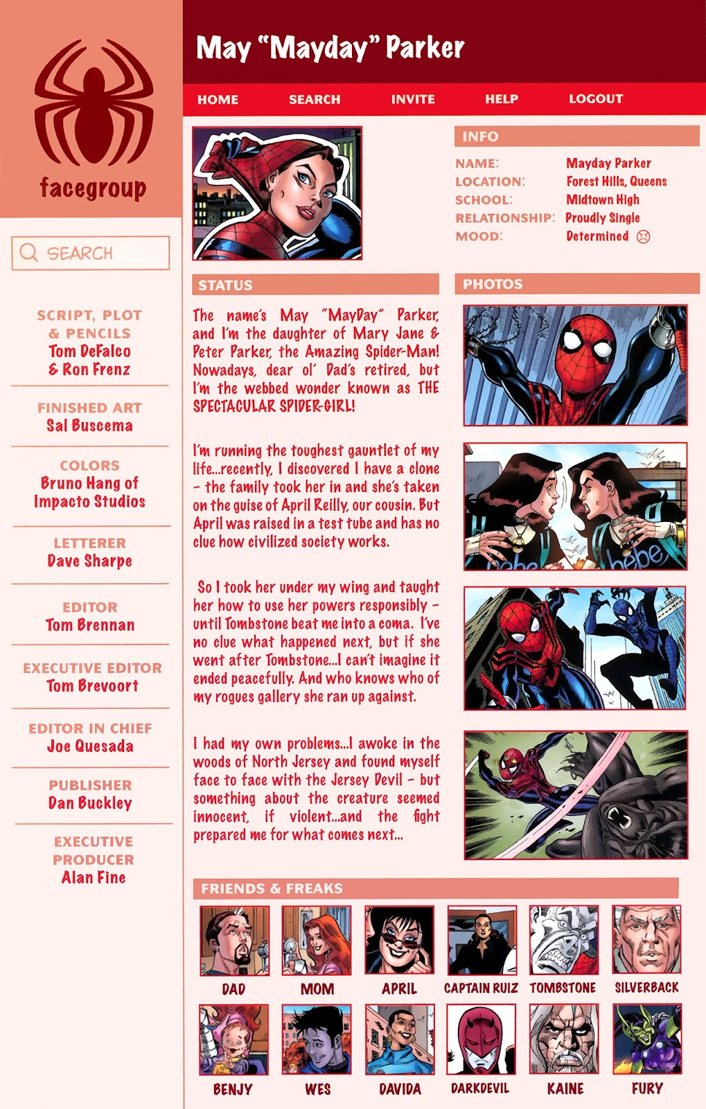 Web of Spider-Man (2009) Issue #2 #2 - English 14
