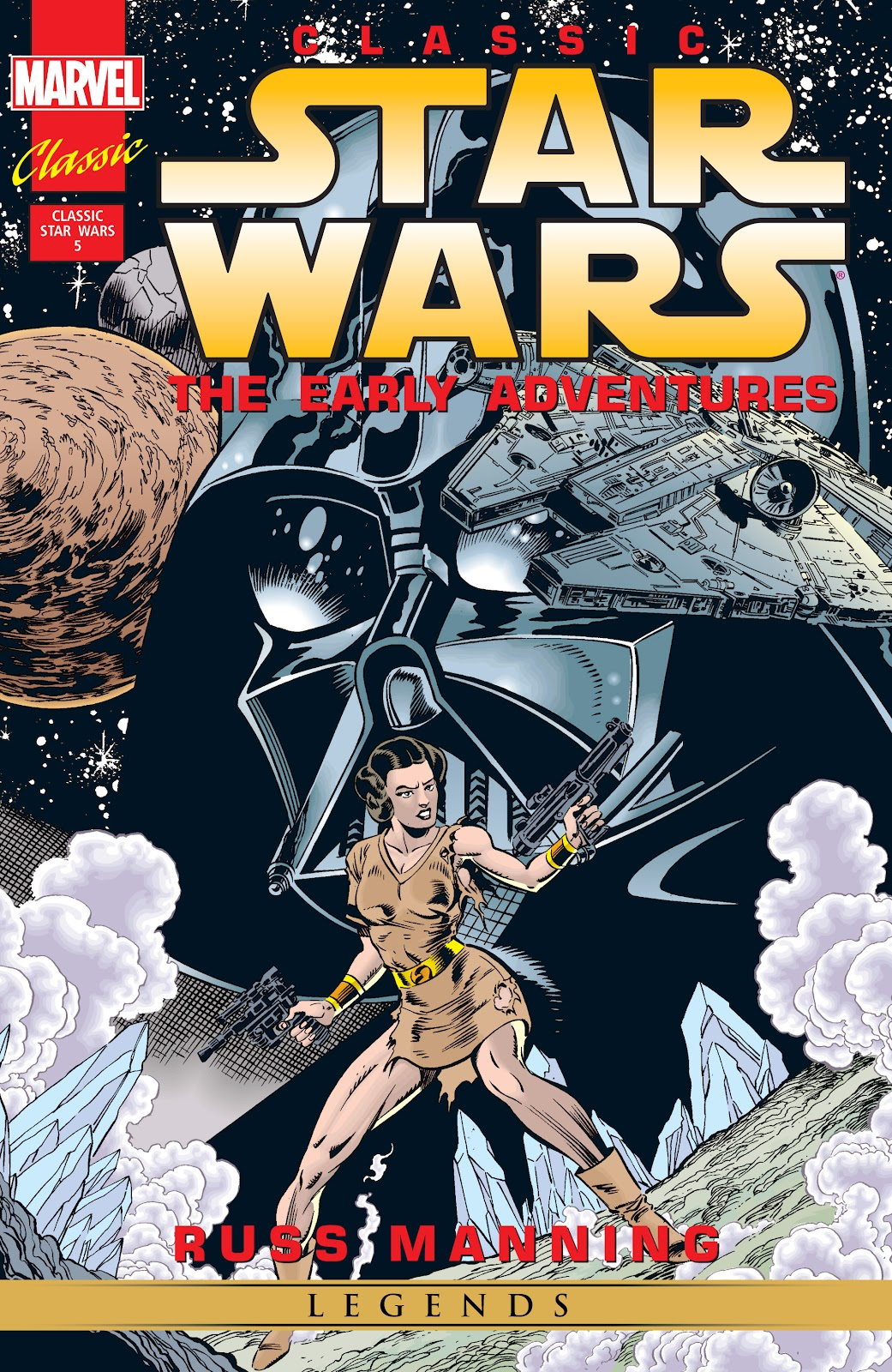 Read online Star Wars Legends: The Newspaper Strips - Epic Collection comic -  Issue # TPB (Part 2) - 47