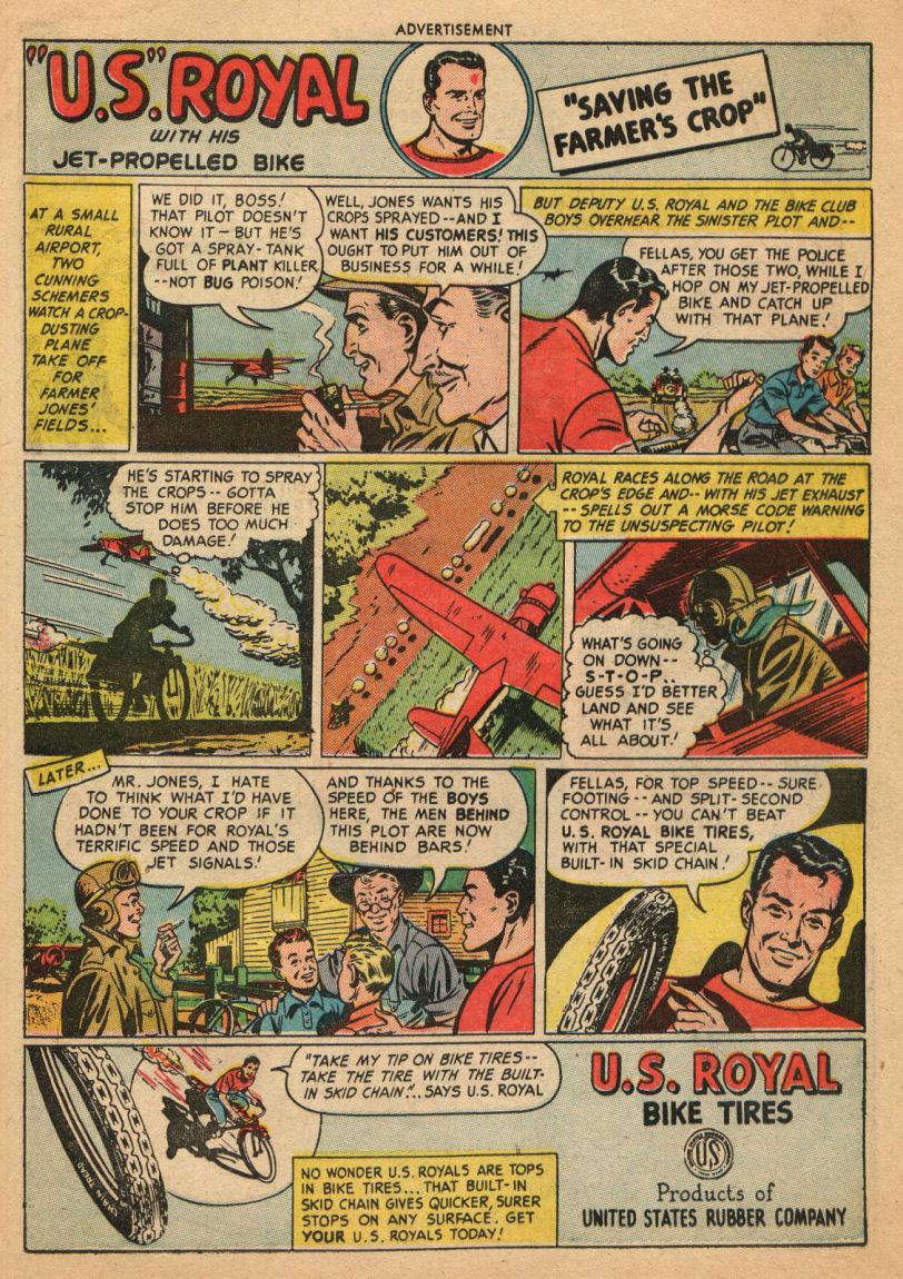 Read online Sensation (Mystery) Comics comic -  Issue #100 - 15