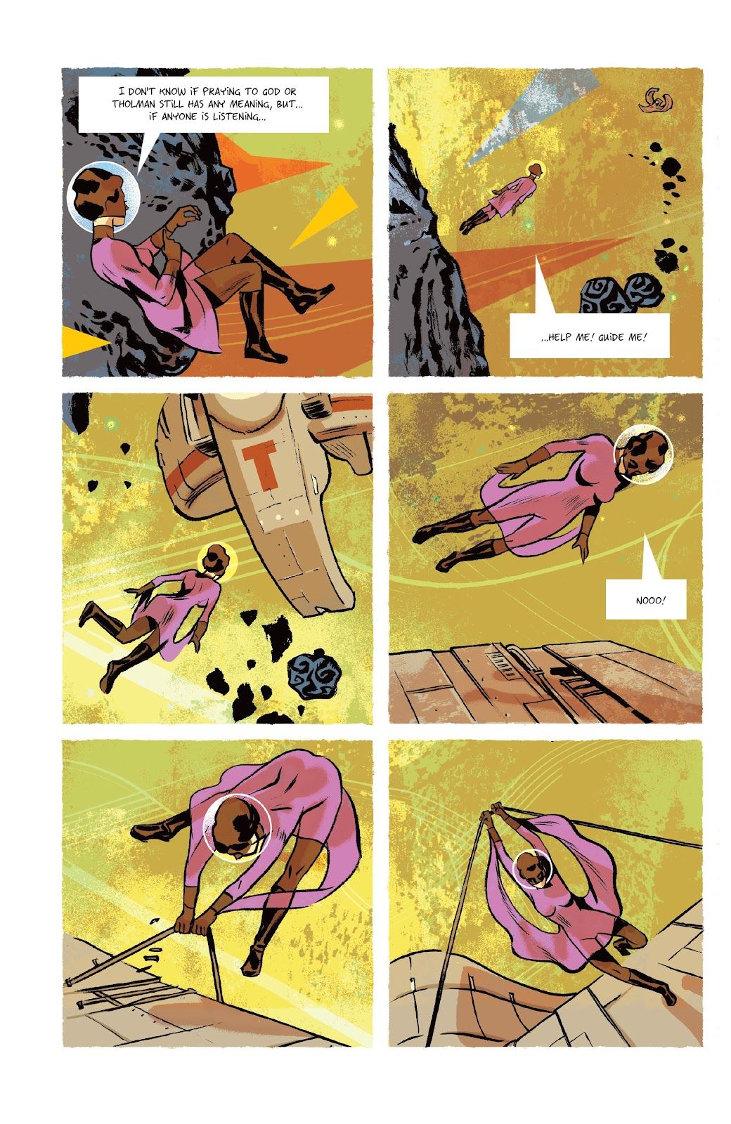 Read online Infinity 8 comic -  Issue #9 - 17