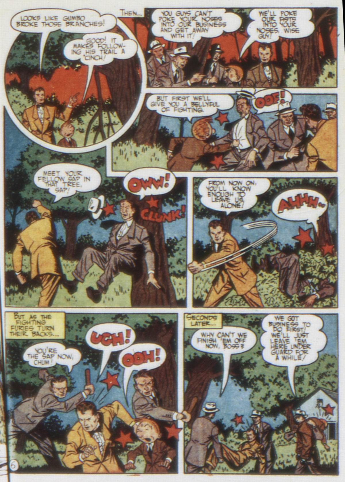 Read online Detective Comics (1937) comic -  Issue #75 - 63