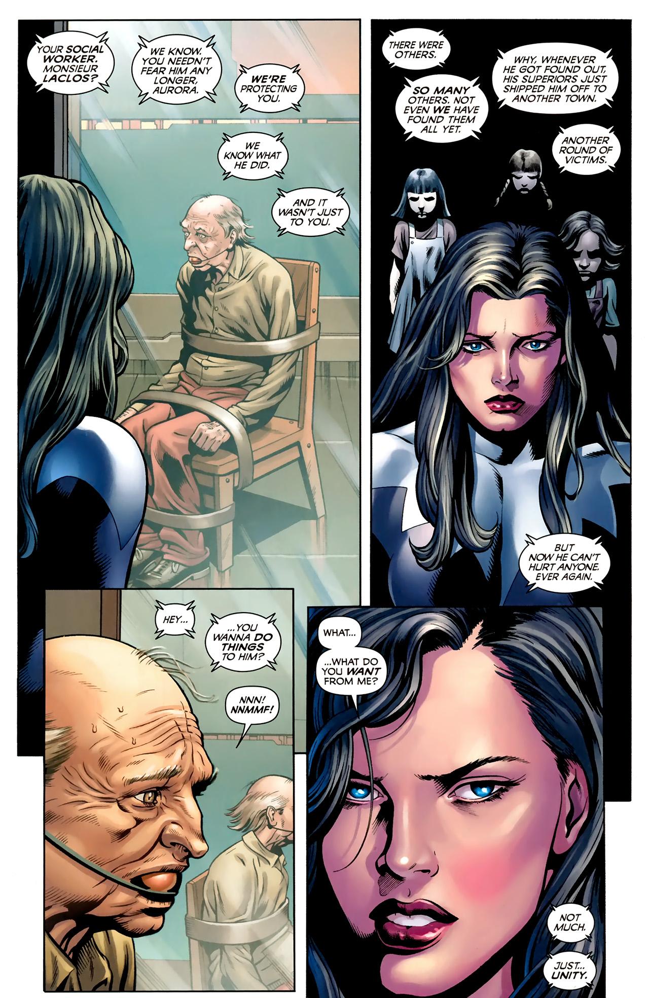 Read online Alpha Flight (2011) comic -  Issue #2 - 11
