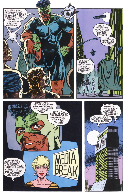Read online Robocop (1990) comic -  Issue #9 - 13