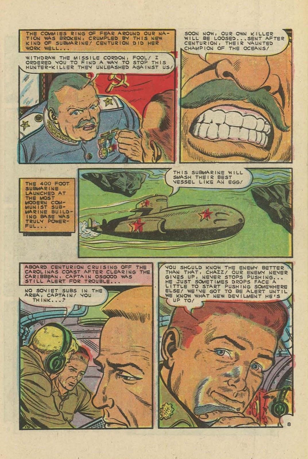 Read online Fightin' Navy comic -  Issue #131 - 11