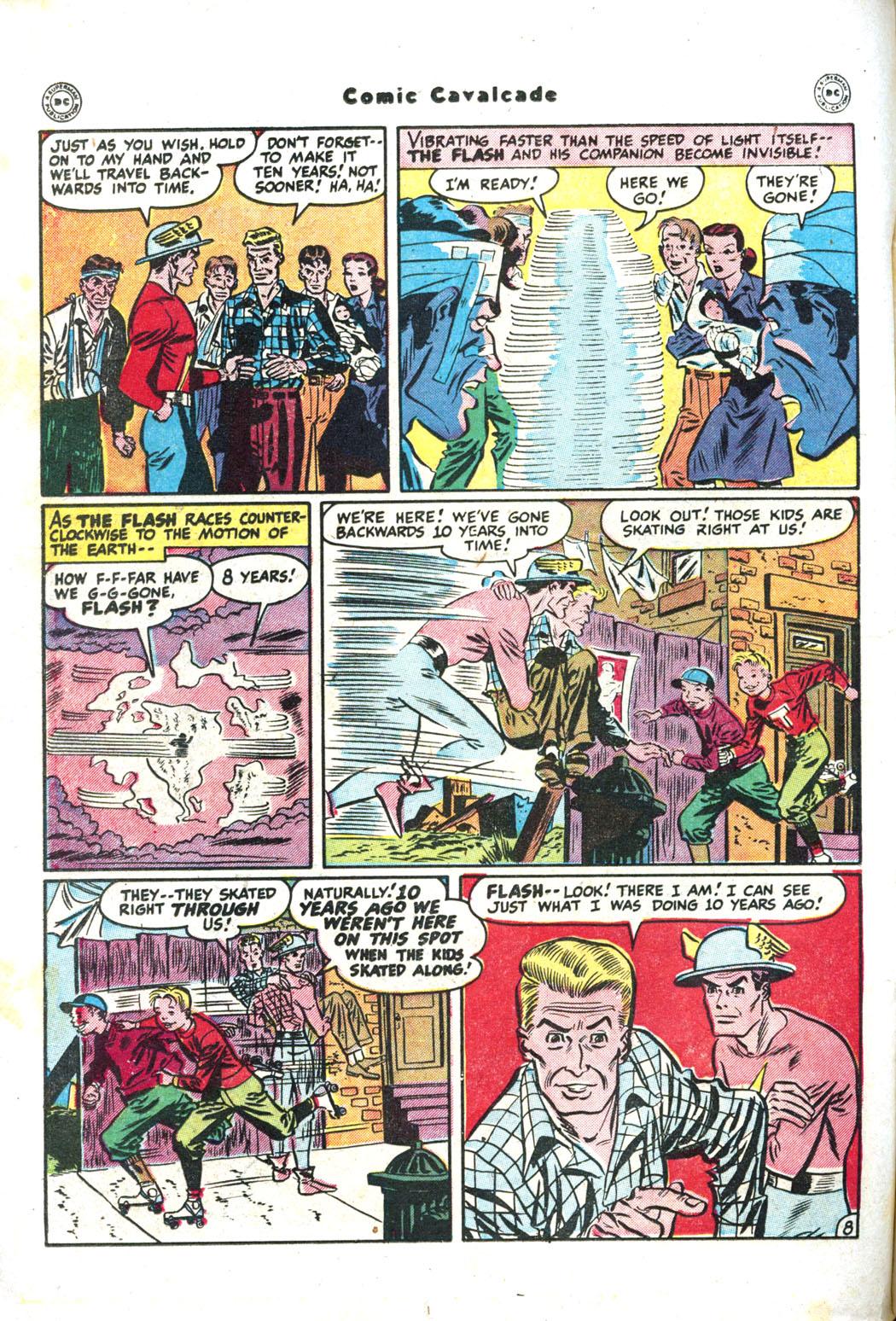 Comic Cavalcade issue 26 - Page 68