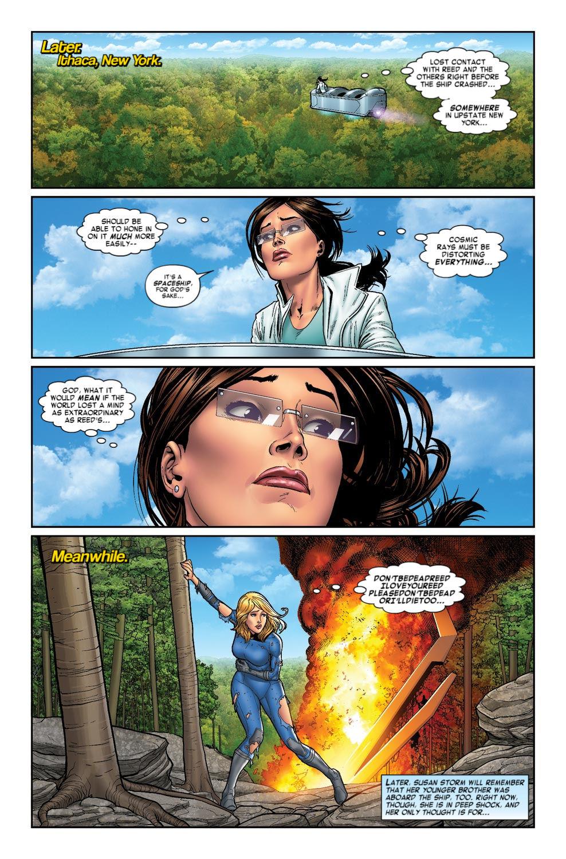 Read online Fantastic Four: Season One comic -  Issue # TPB - 19