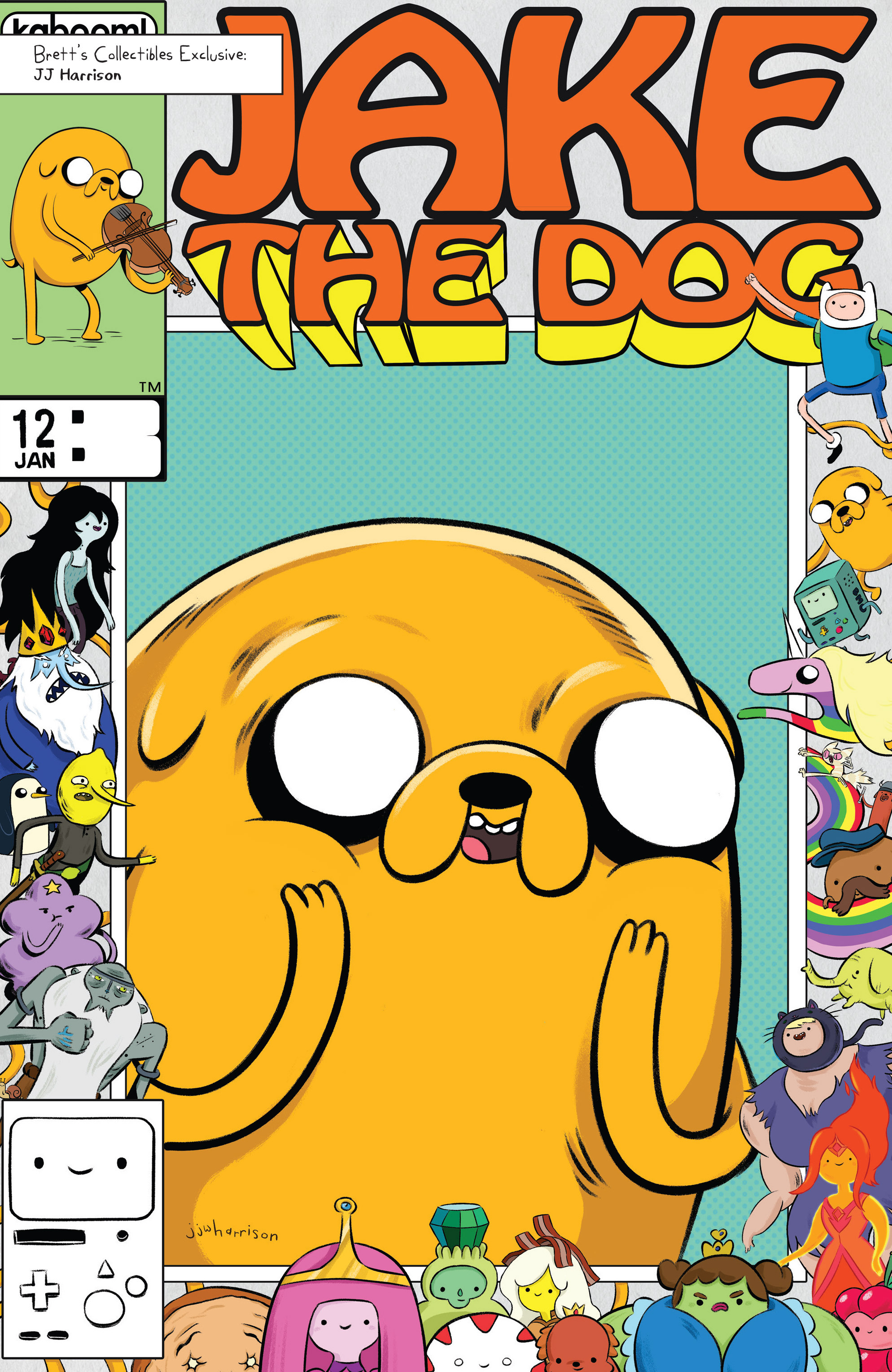 Read online Adventure Time comic -  Issue #Adventure Time _TPB 3 - 102