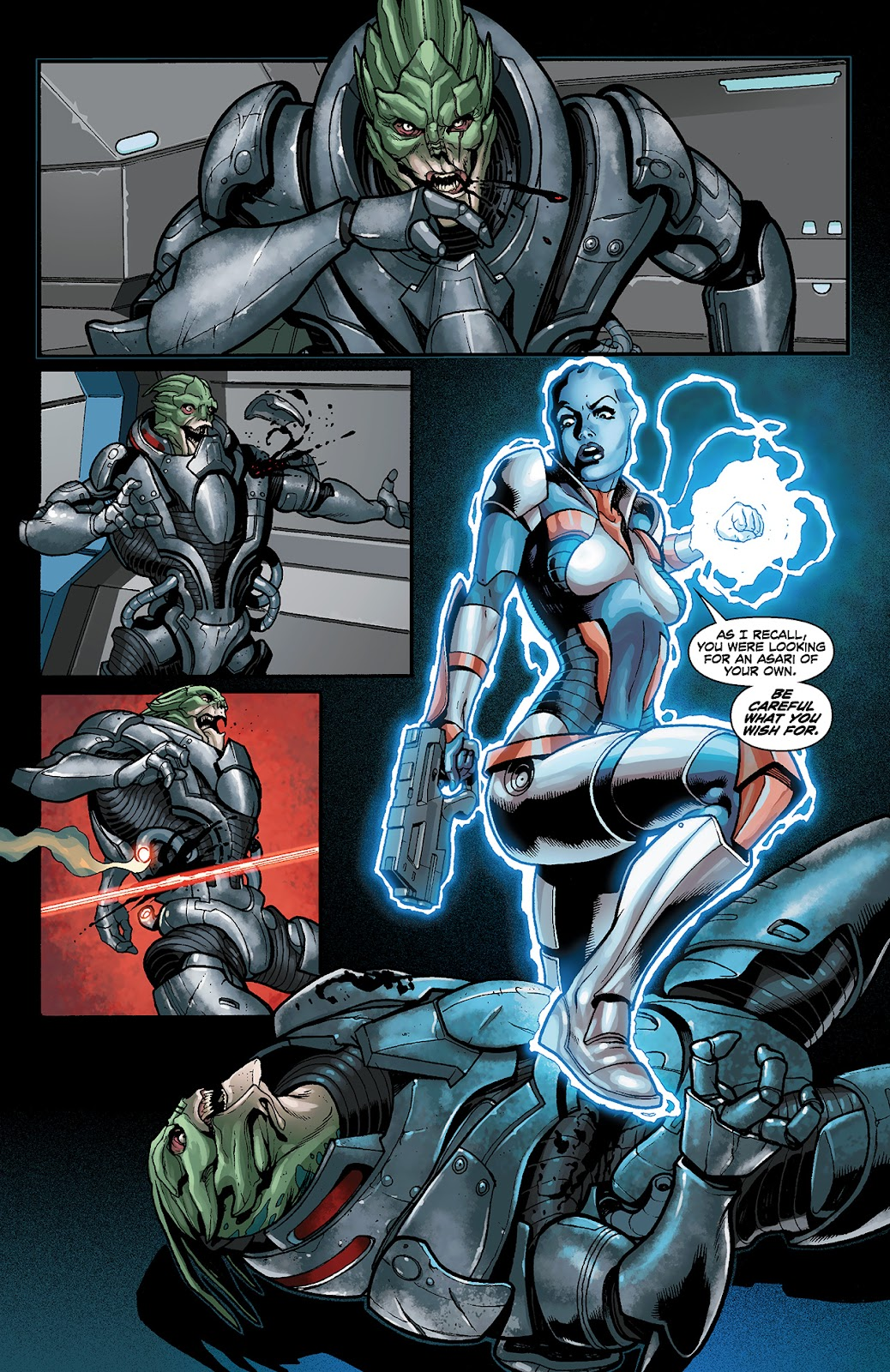 Mass Effect: Redemption Issue #4 #4 - English 5