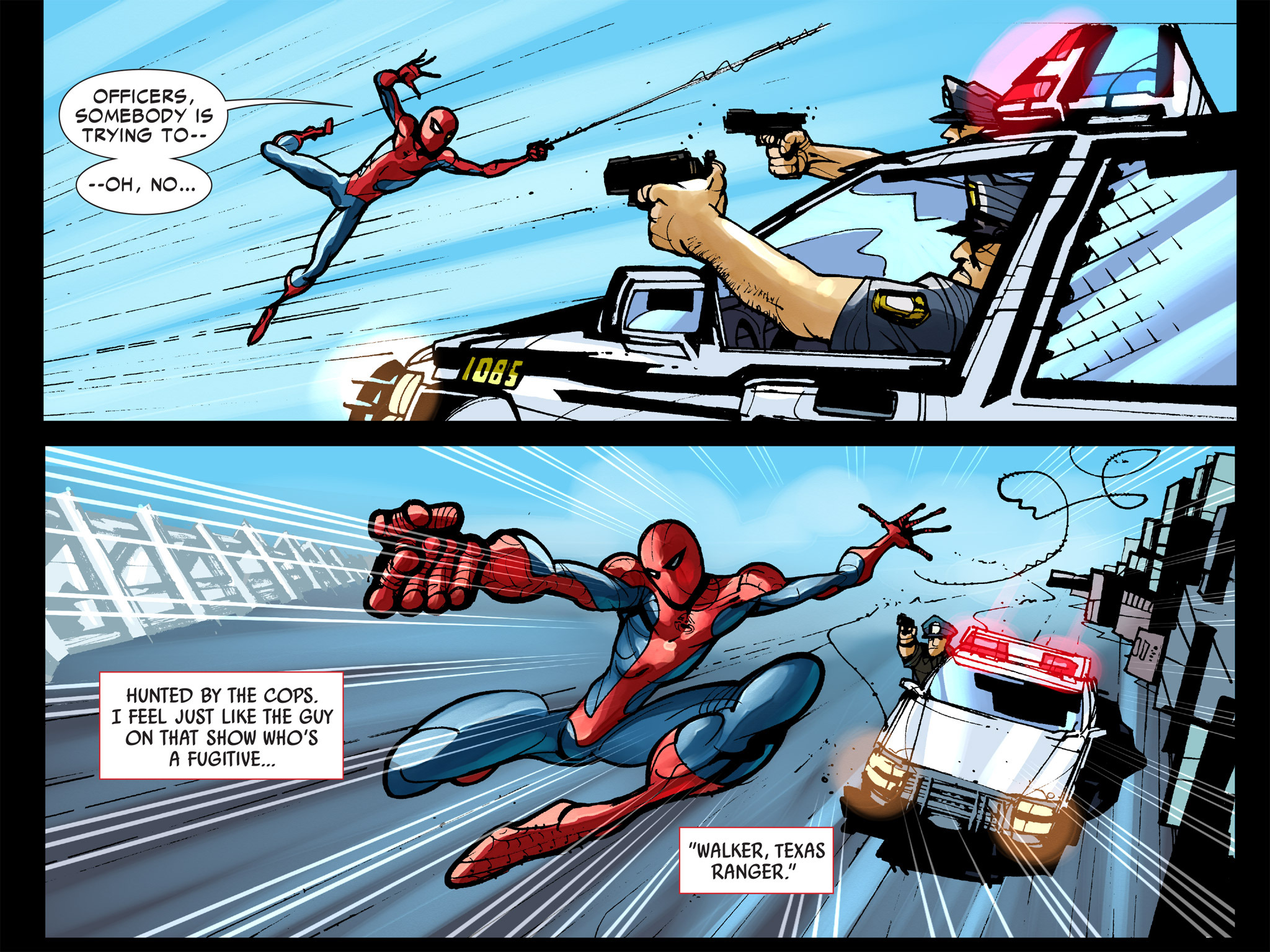 Read online Amazing Spider-Man: Who Am I? comic -  Issue # Full (Part 1) - 218