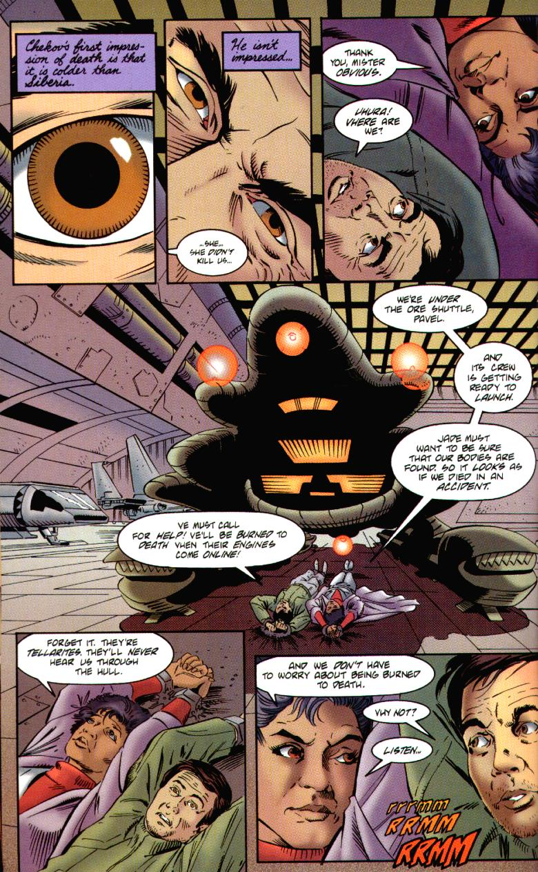 Read online Star Trek: The Ashes of Eden comic -  Issue # Full - 22