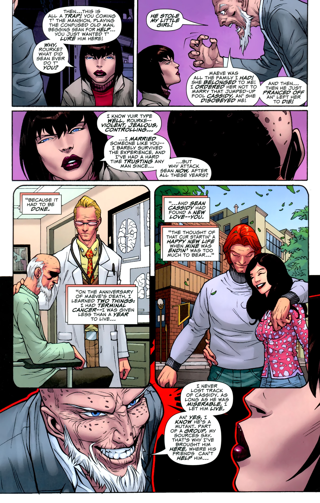 Read online Uncanny X-Men: First Class comic -  Issue #3 - 17