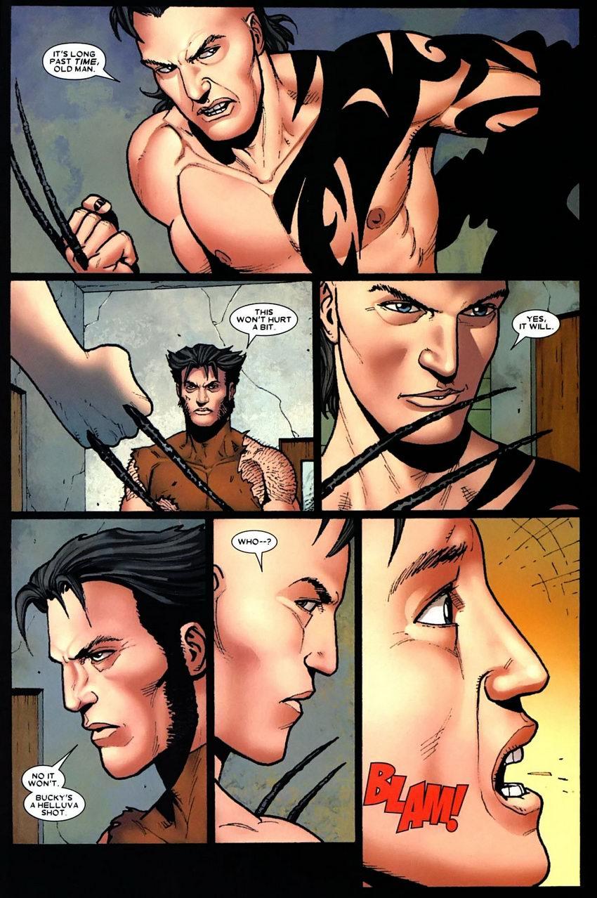 Read online Wolverine: Origins comic -  Issue #25 - 16