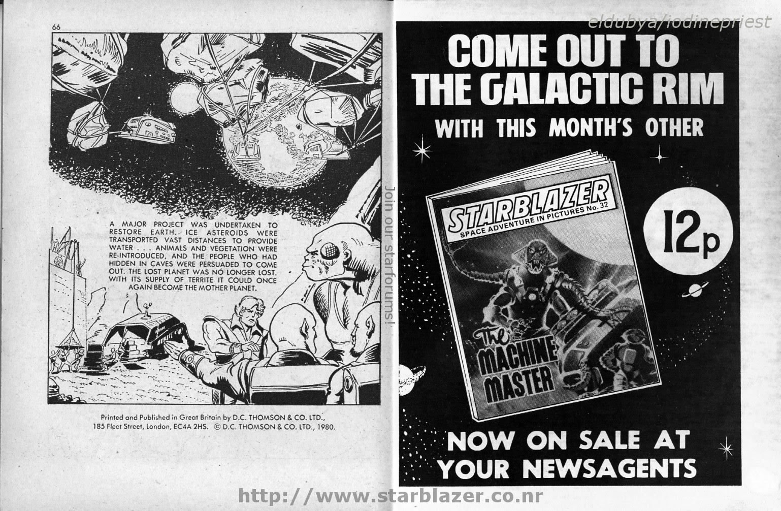 Starblazer issue 33 - Page 35
