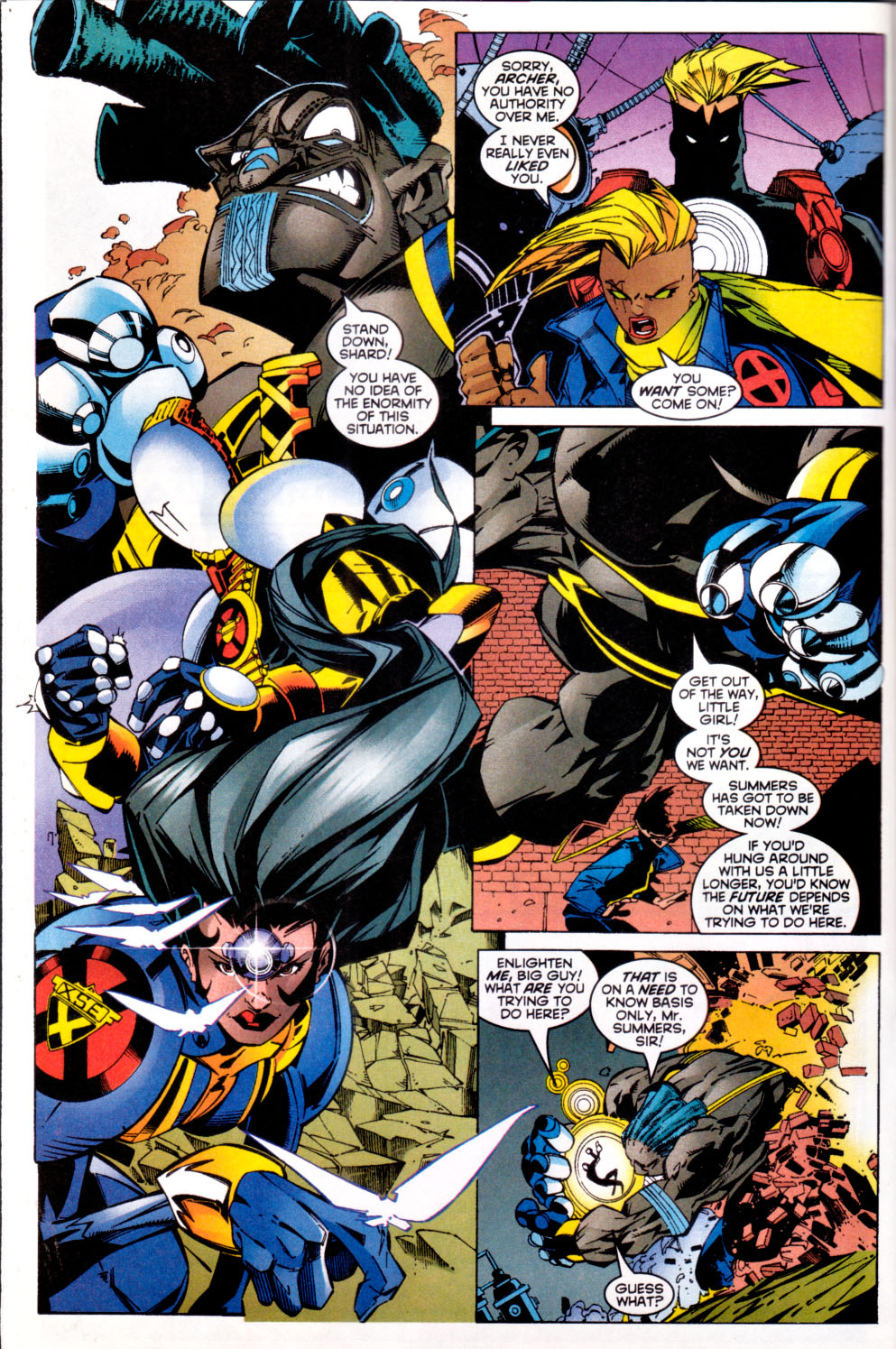 Read online X-Factor (1986) comic -  Issue #144 - 8