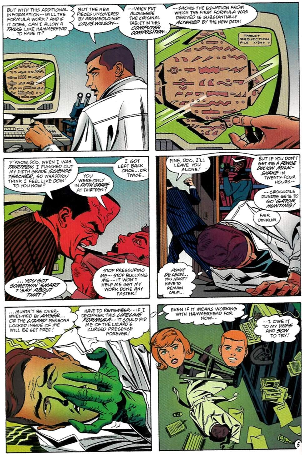 Read online Spider-Man: Lifeline comic -  Issue #2 - 6