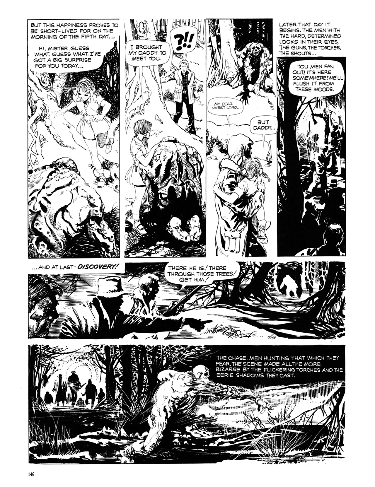 Read online Eerie Archives comic -  Issue # TPB 10 - 147