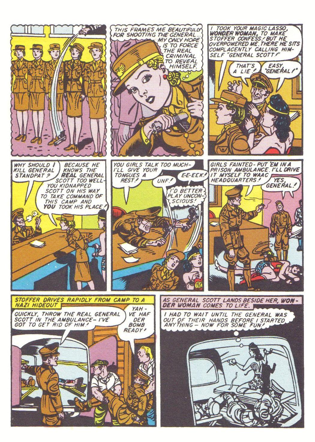 Read online Sensation (Mystery) Comics comic -  Issue #20 - 14
