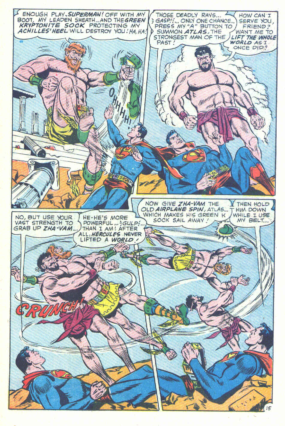 Read online Action Comics (1938) comic -  Issue #353 - 17