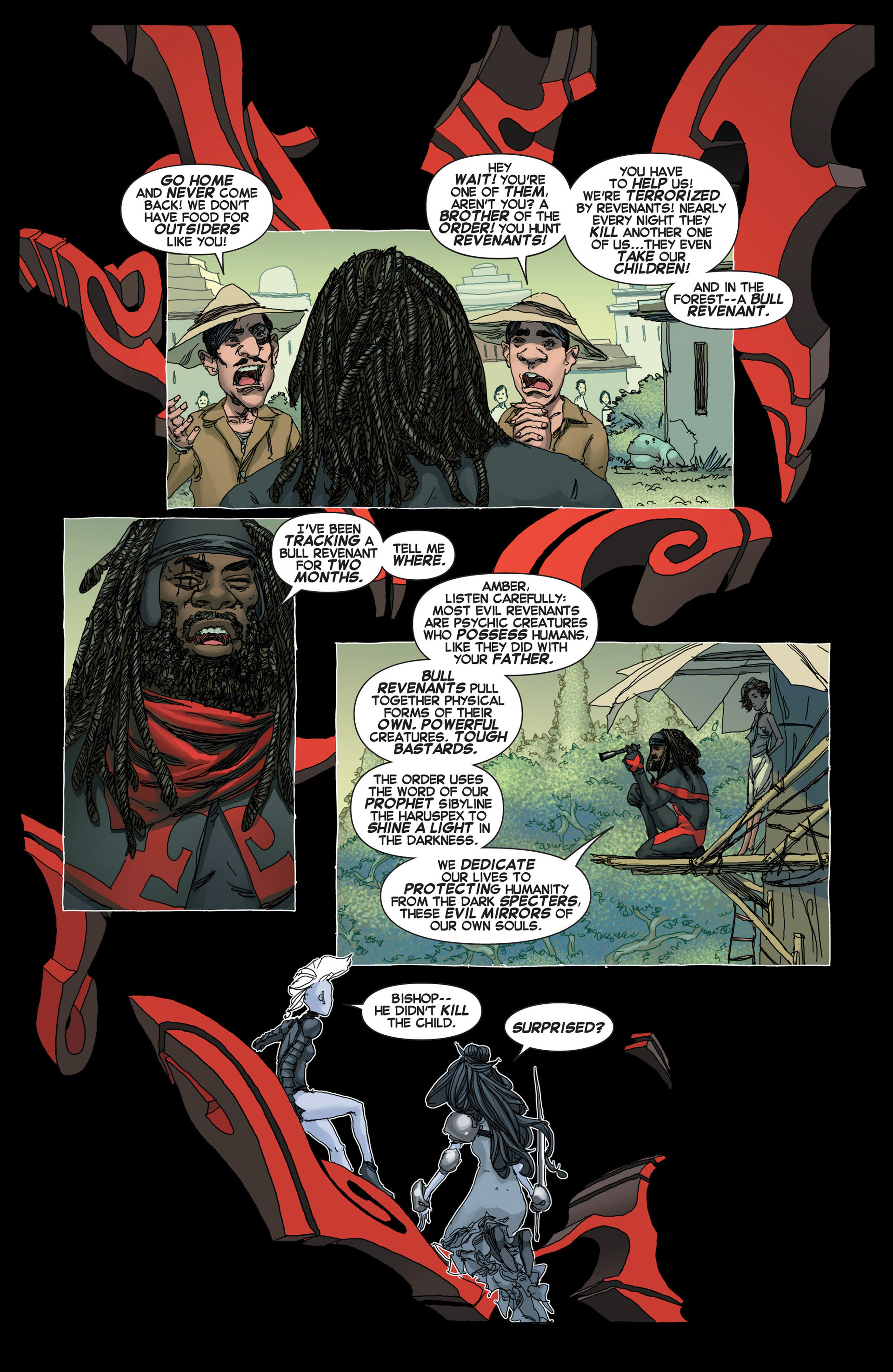 Read online Uncanny X-Force (2013) comic -  Issue #5 - 13