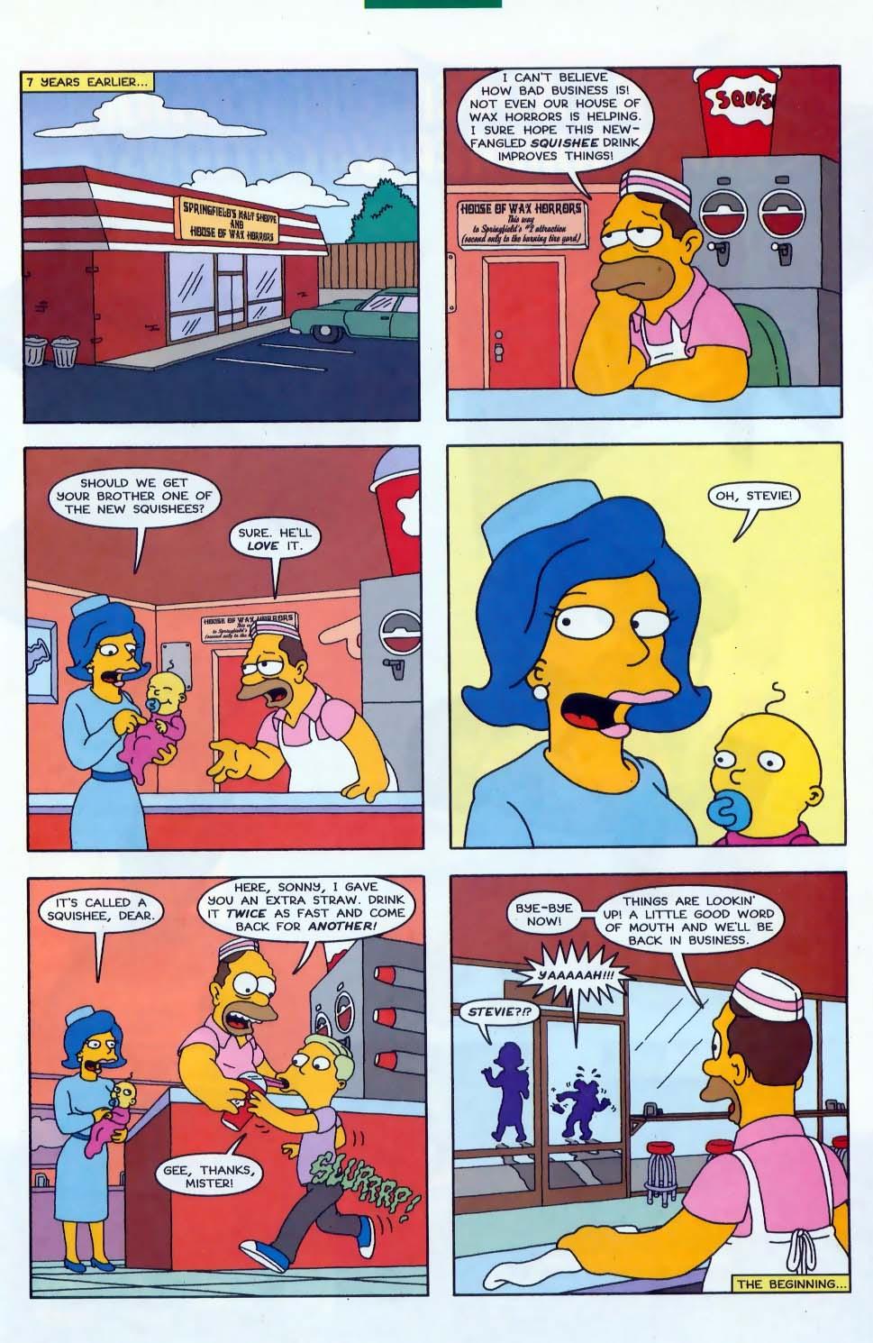 Read online Simpsons Comics comic -  Issue #43 - 22