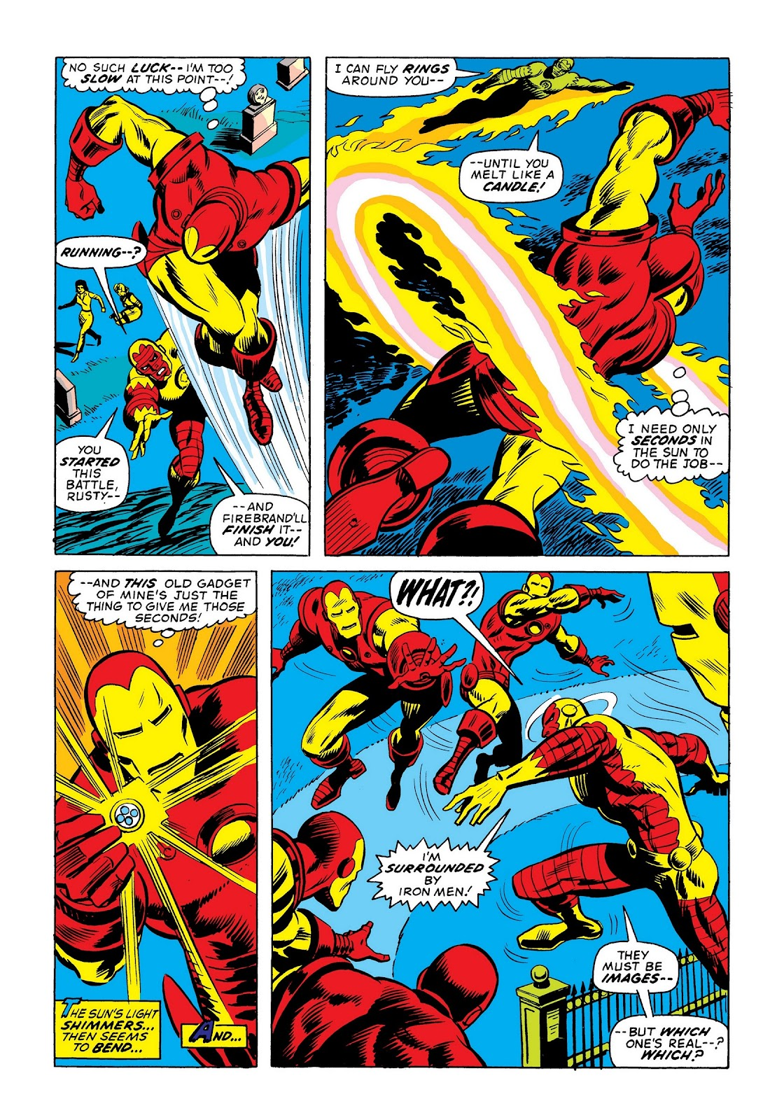 Read online Marvel Masterworks: The Invincible Iron Man comic -  Issue # TPB 9 (Part 2) - 28