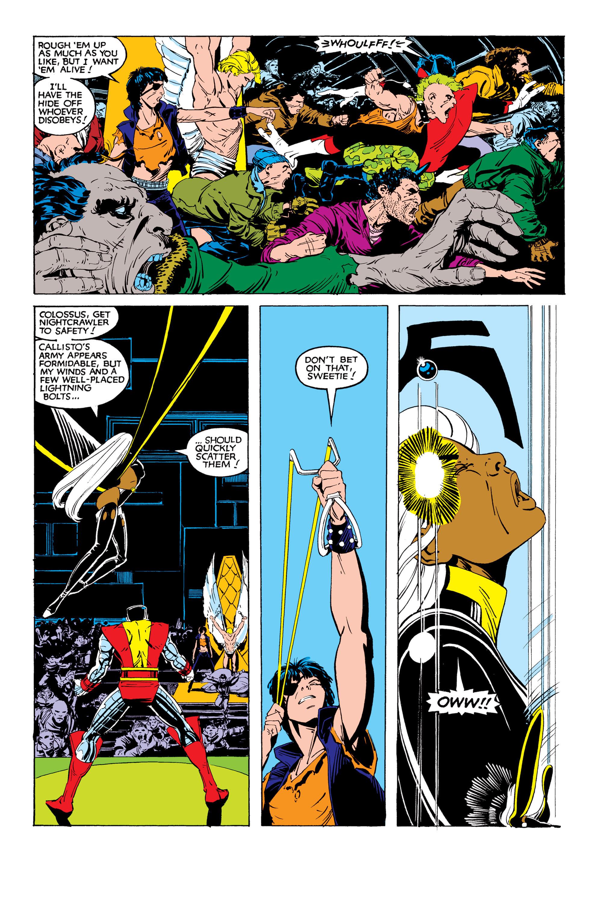 Read online Uncanny X-Men (1963) comic -  Issue #169 - 21