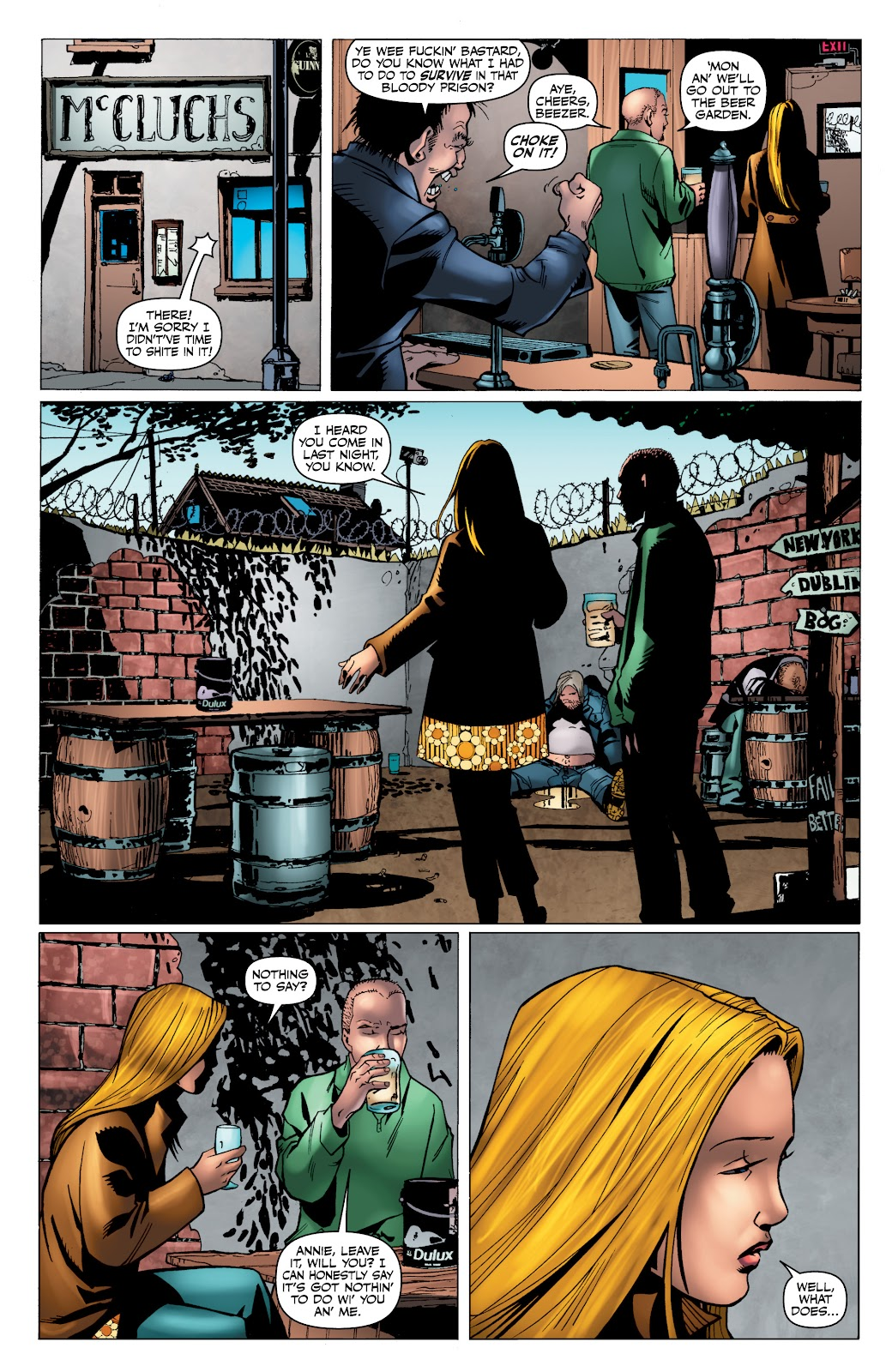 Read online The Boys Omnibus comic -  Issue # TPB 4 (Part 4) - 39