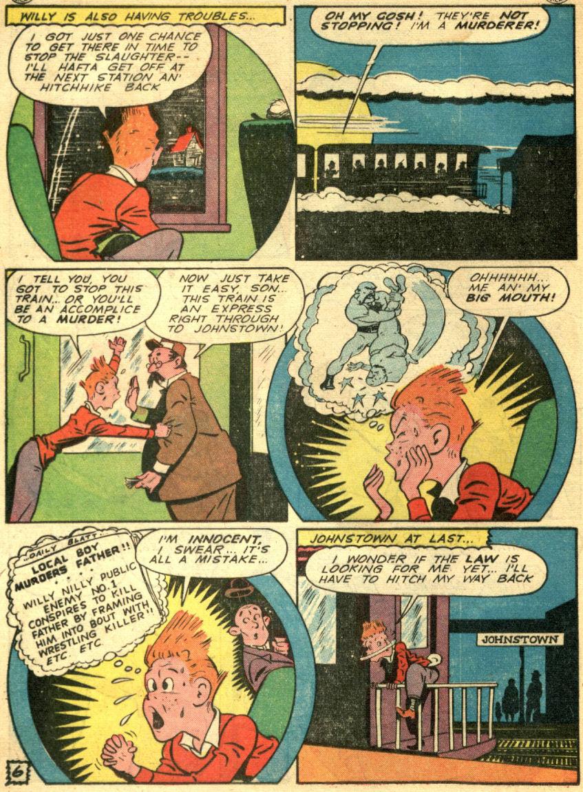 Read online Sensation (Mystery) Comics comic -  Issue #69 - 38