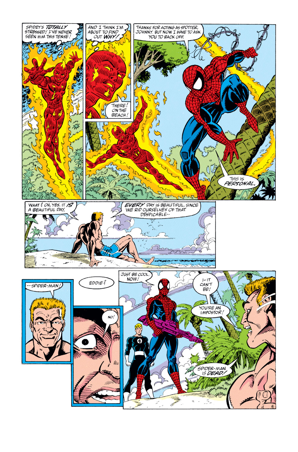 The Amazing Spider-Man (1963) 362 Page 3