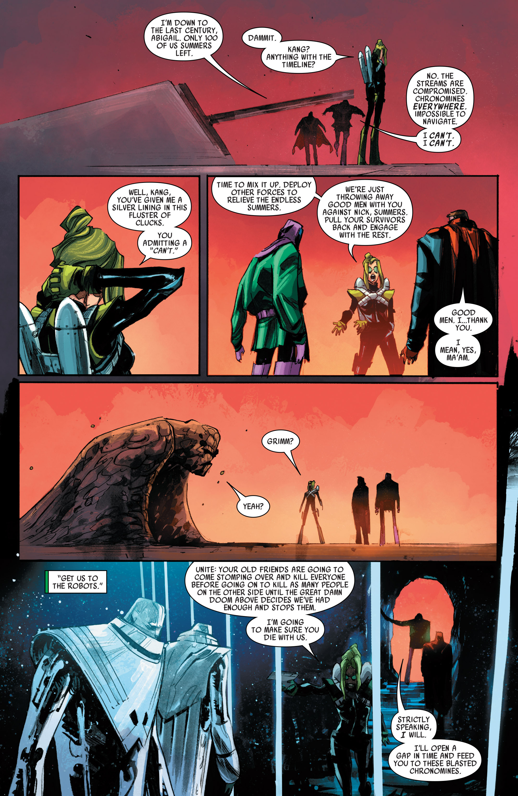 Read online Siege (2015) comic -  Issue #3 - 6