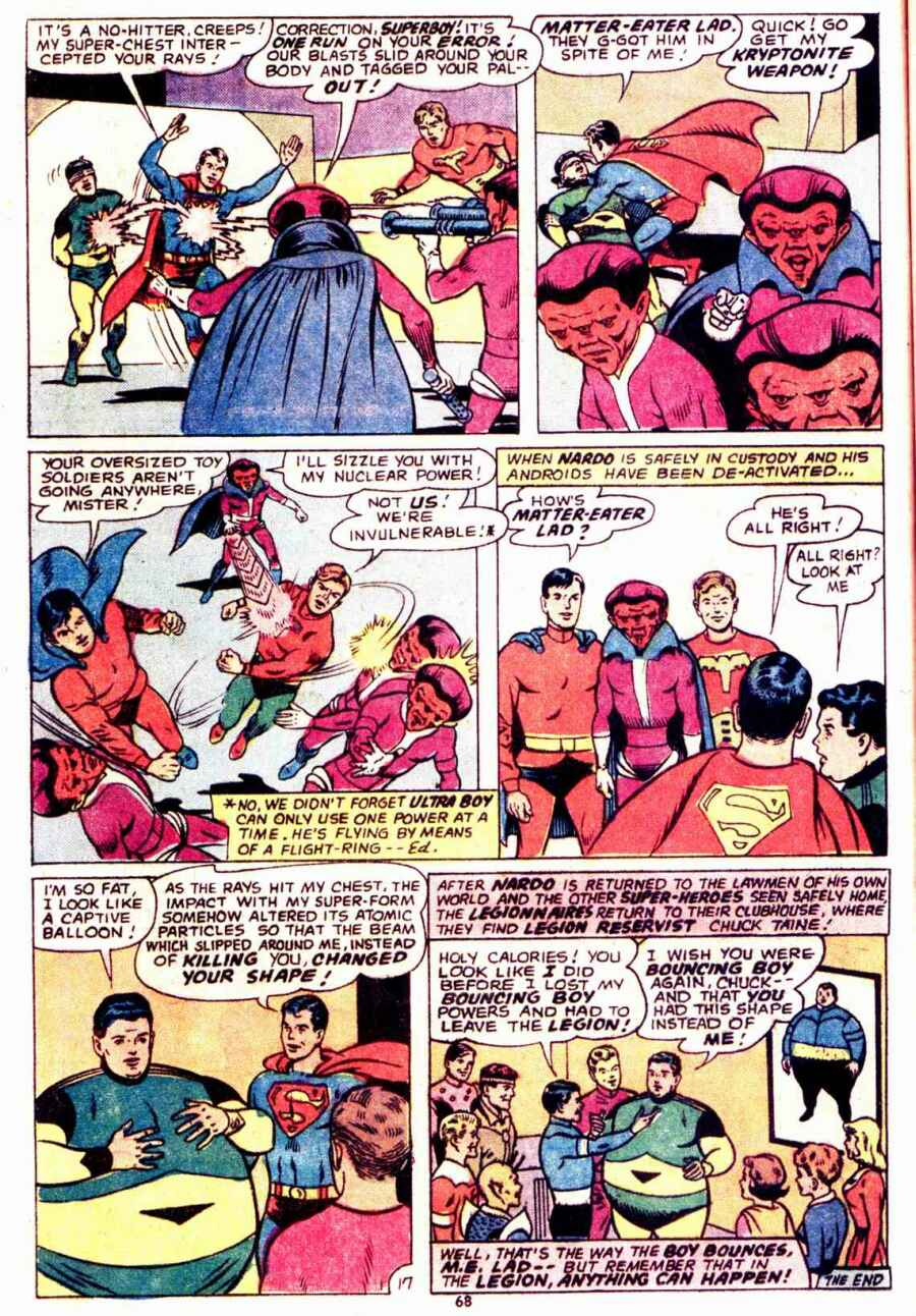 Superboy (1949) issue 202 - Page 57