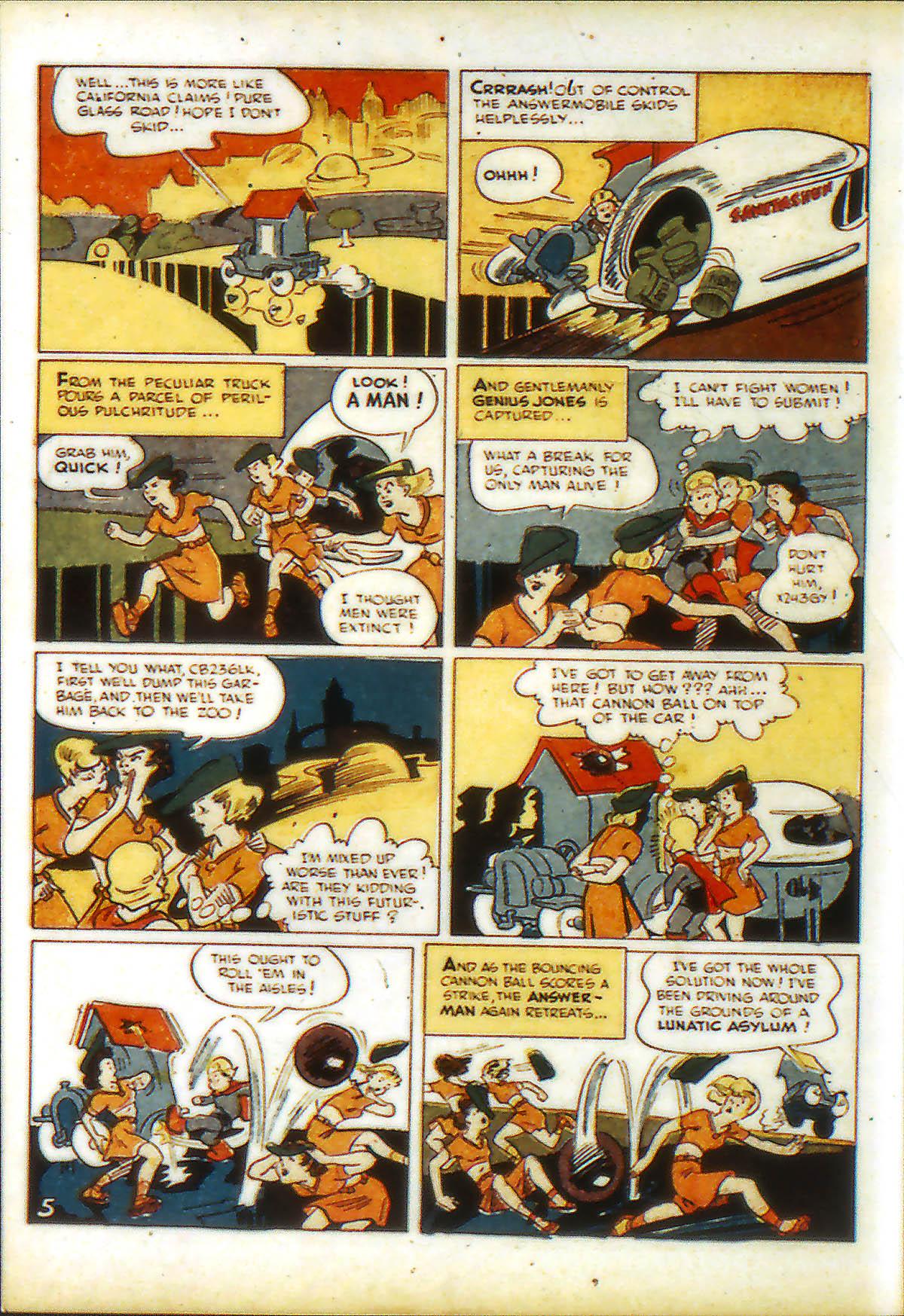 Read online Adventure Comics (1938) comic -  Issue #89 - 18