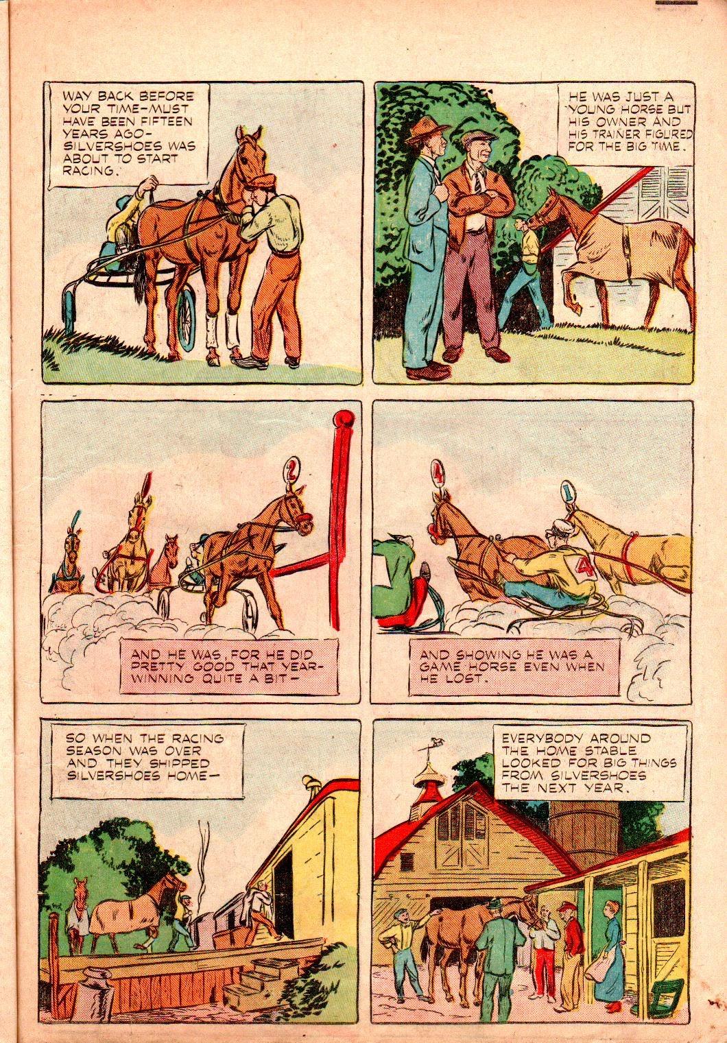 Read online Animal Comics comic -  Issue #19 - 37