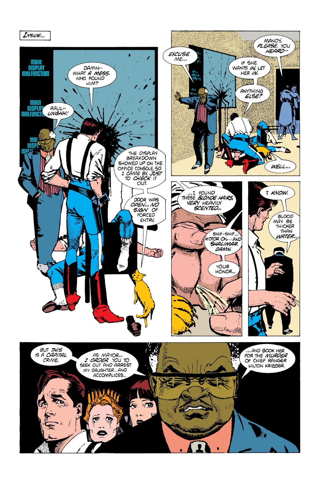 American Flagg! issue Definitive Collection (Part 1) - Page 80