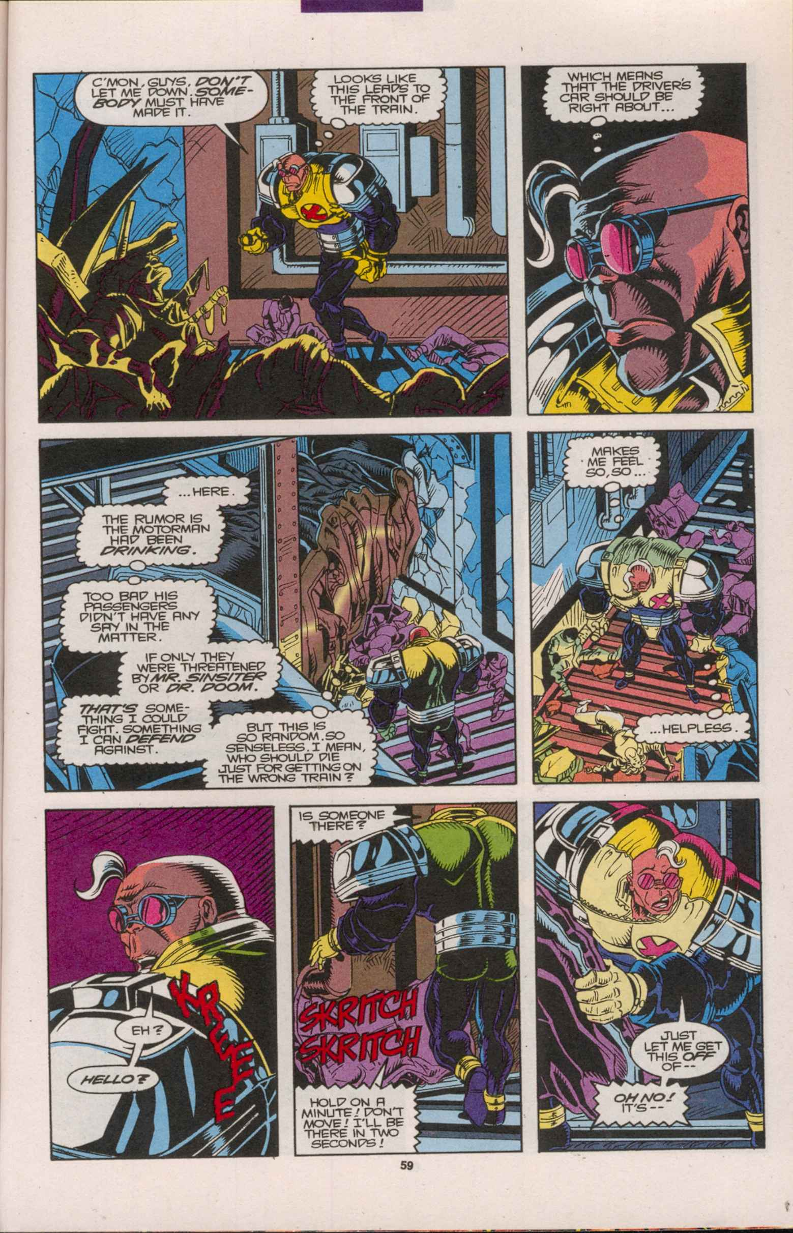 Read online X-Factor (1986) comic -  Issue # _ Annual 8 - 52