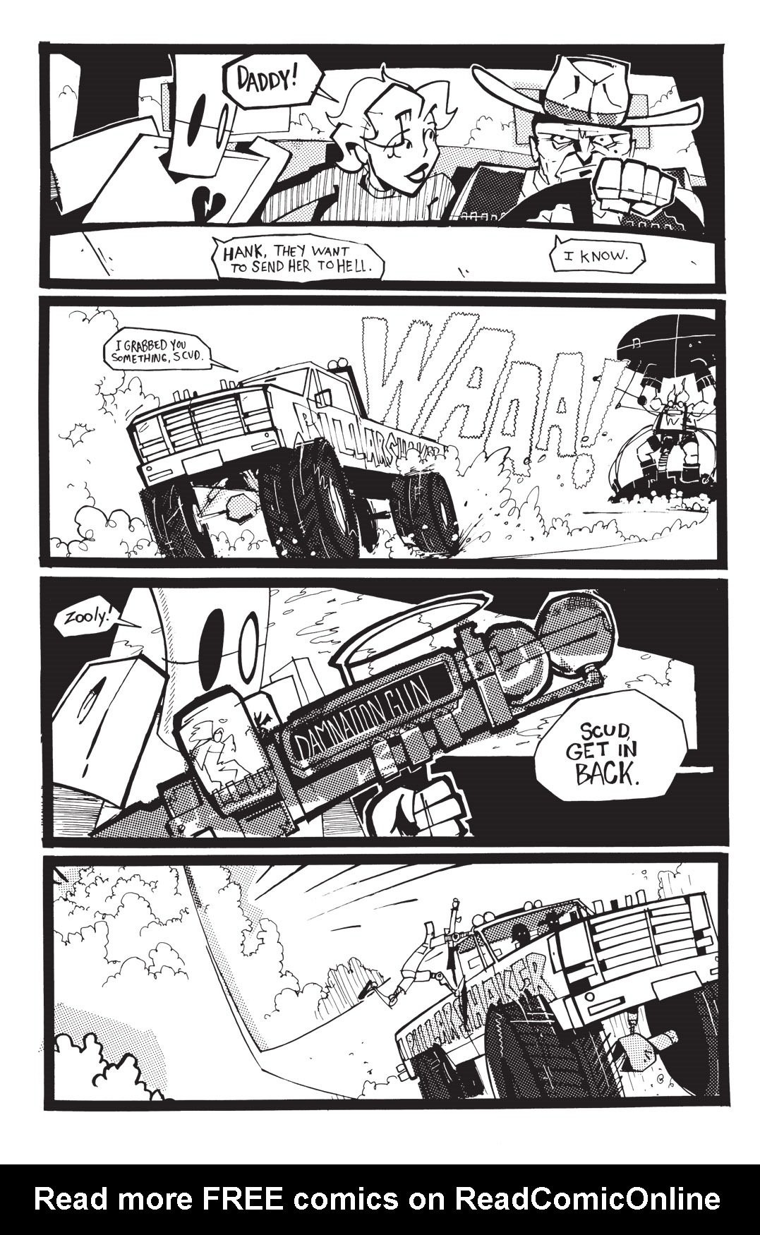 Read online Scud: The Disposable Assassin: The Whole Shebang comic -  Issue # TPB (Part 4) - 12