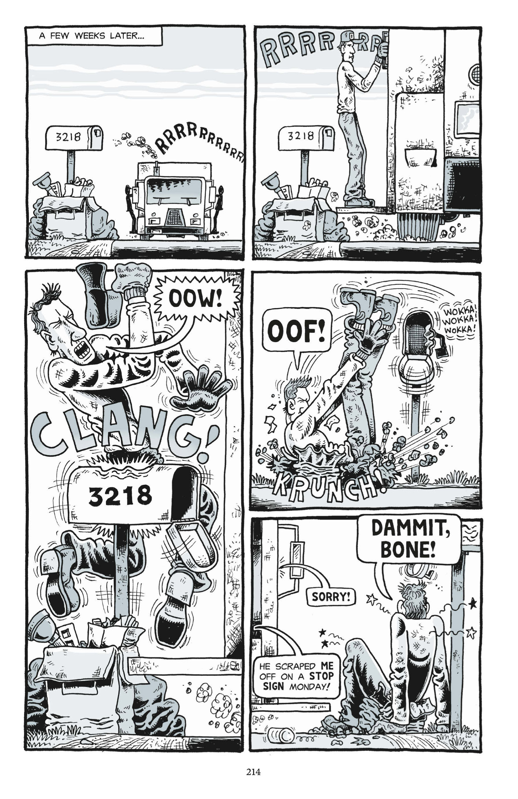 Read online Trashed comic -  Issue # Full - 206