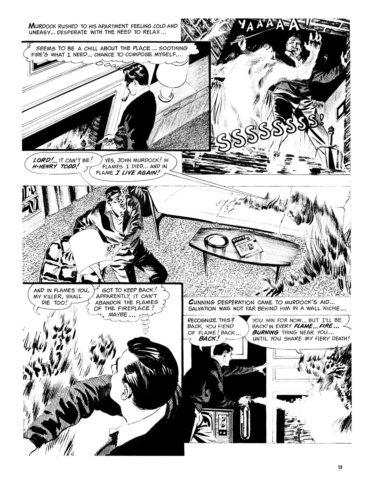 Read online Eerie Archives comic -  Issue # TPB 1 - 60