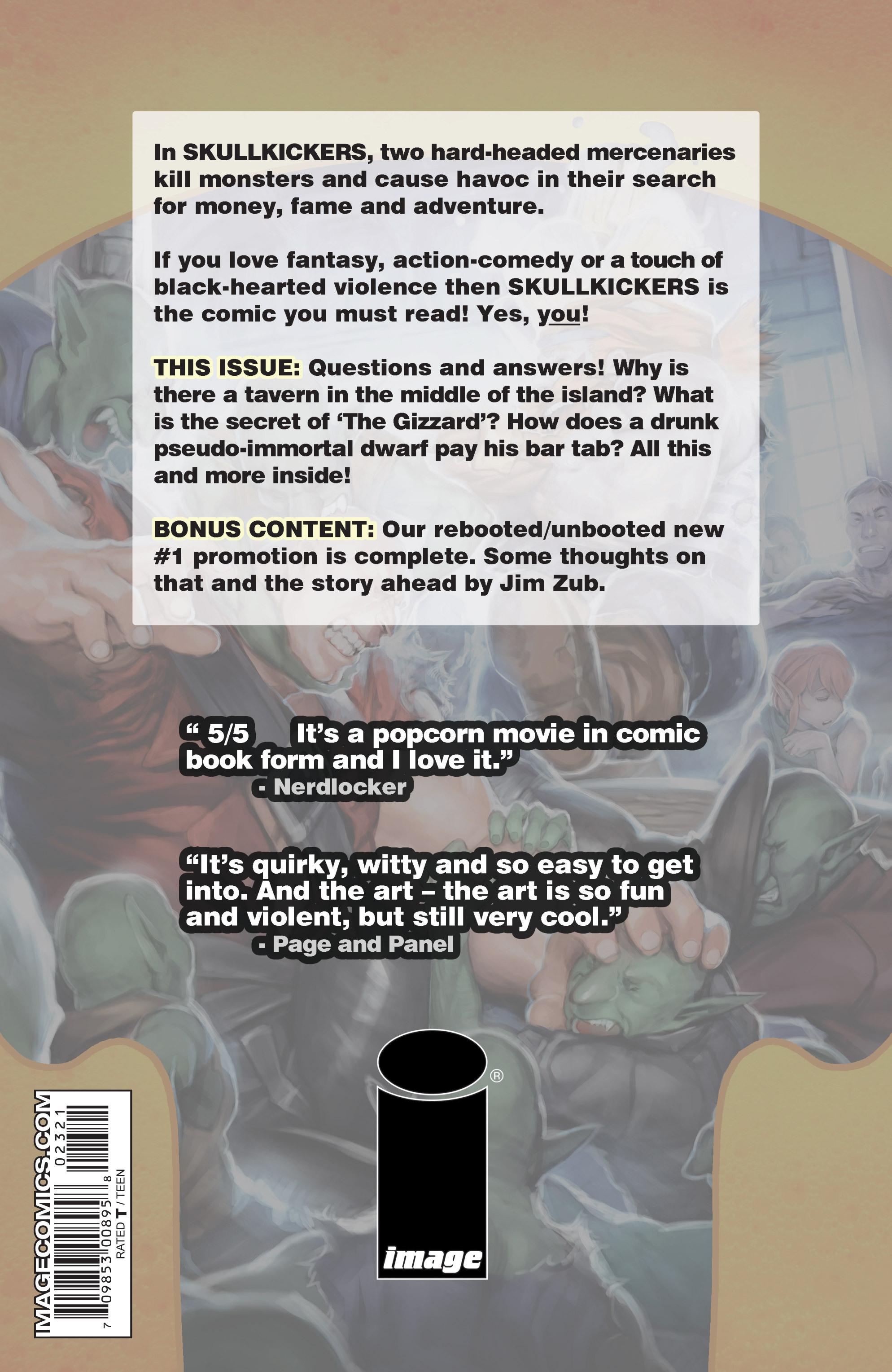 Read online Skullkickers comic -  Issue #23 - 33