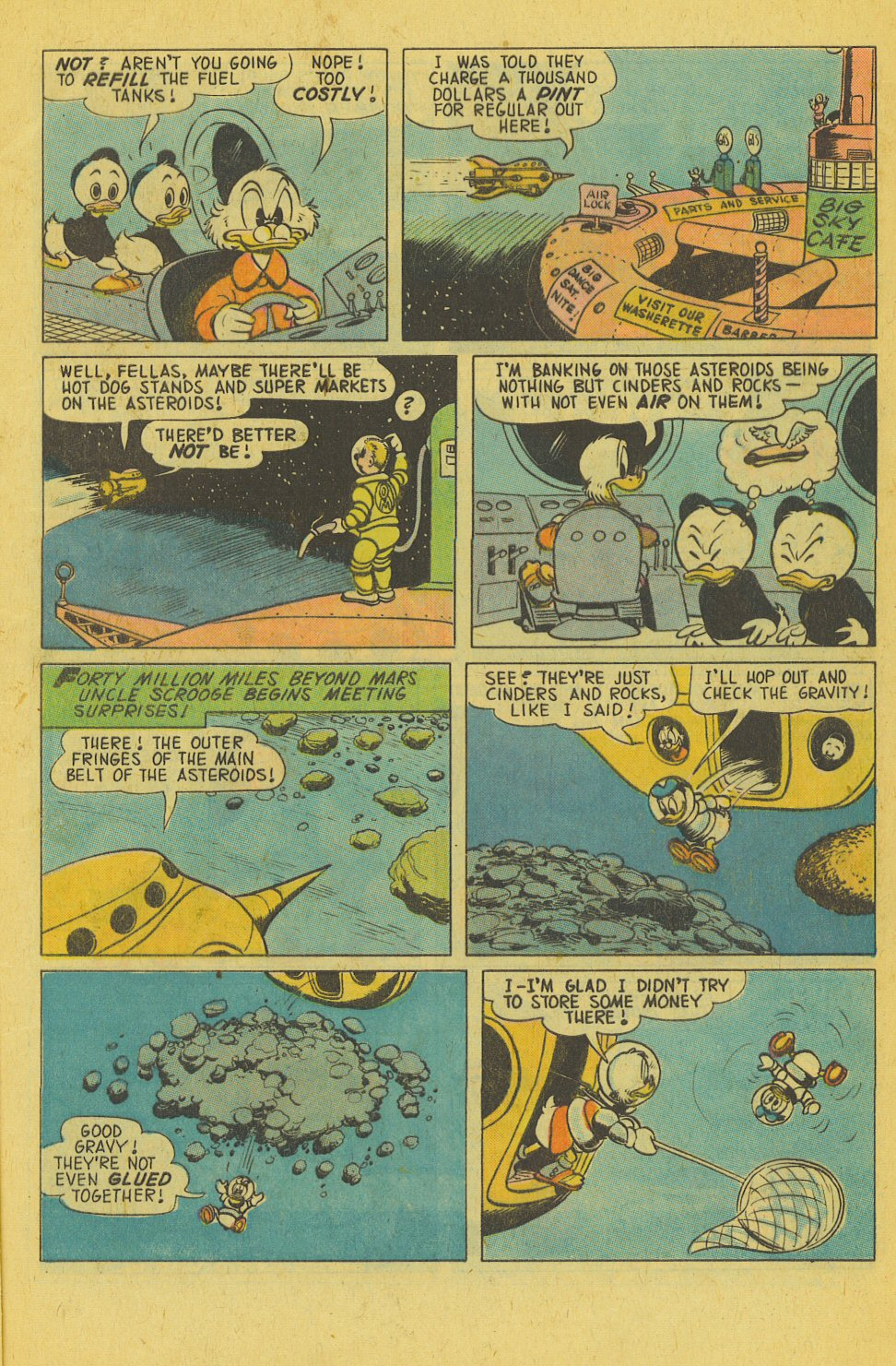 Read online Uncle Scrooge (1953) comic -  Issue #143 - 9
