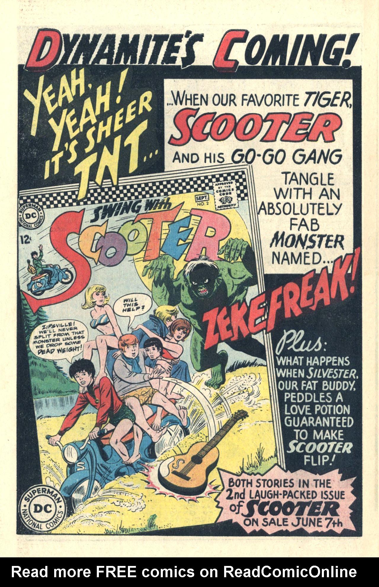 Read online Secret Hearts comic -  Issue #113 - 34