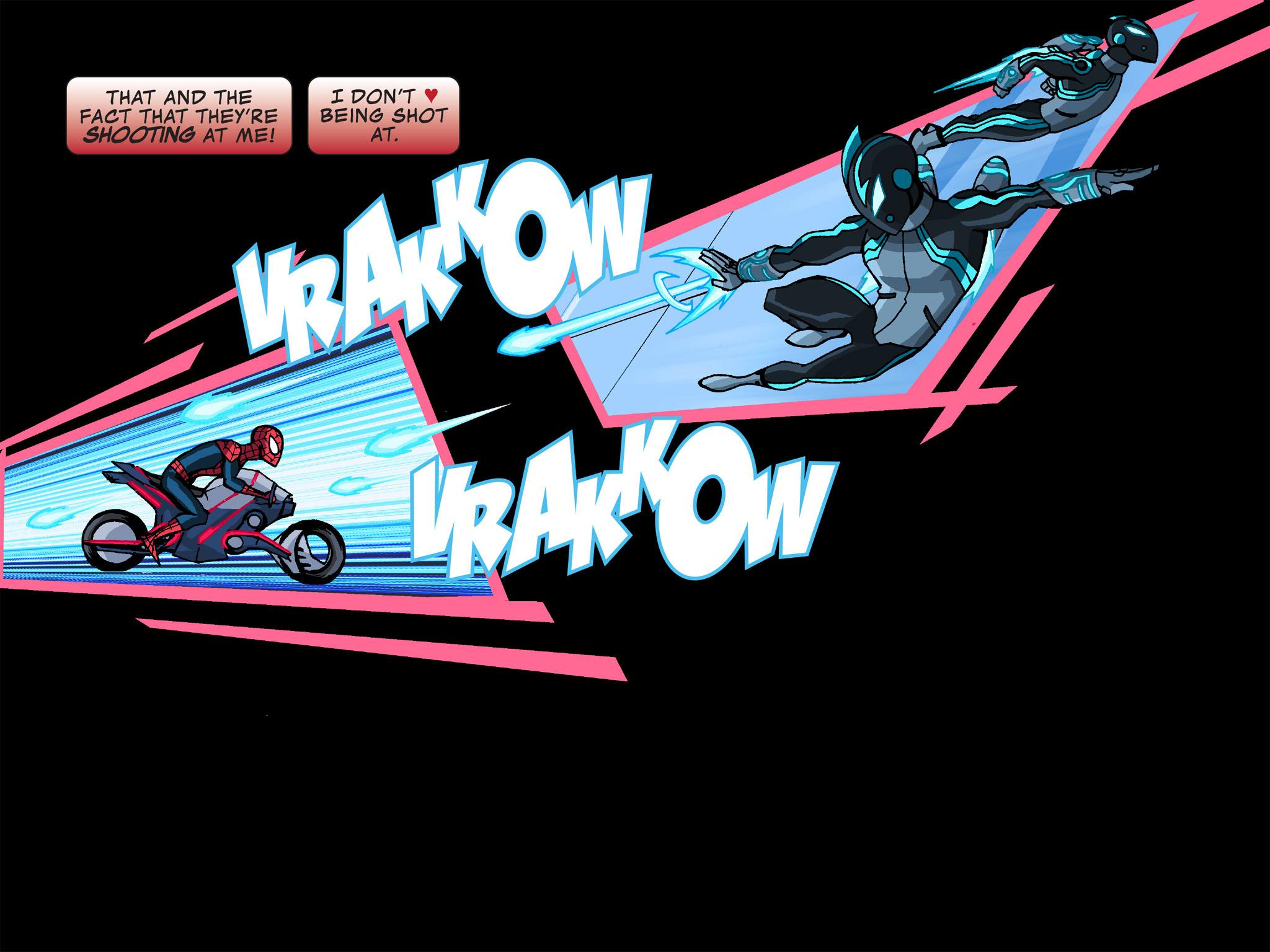 Read online Ultimate Spider-Man (Infinite Comics) (2015) comic -  Issue #12 - 7