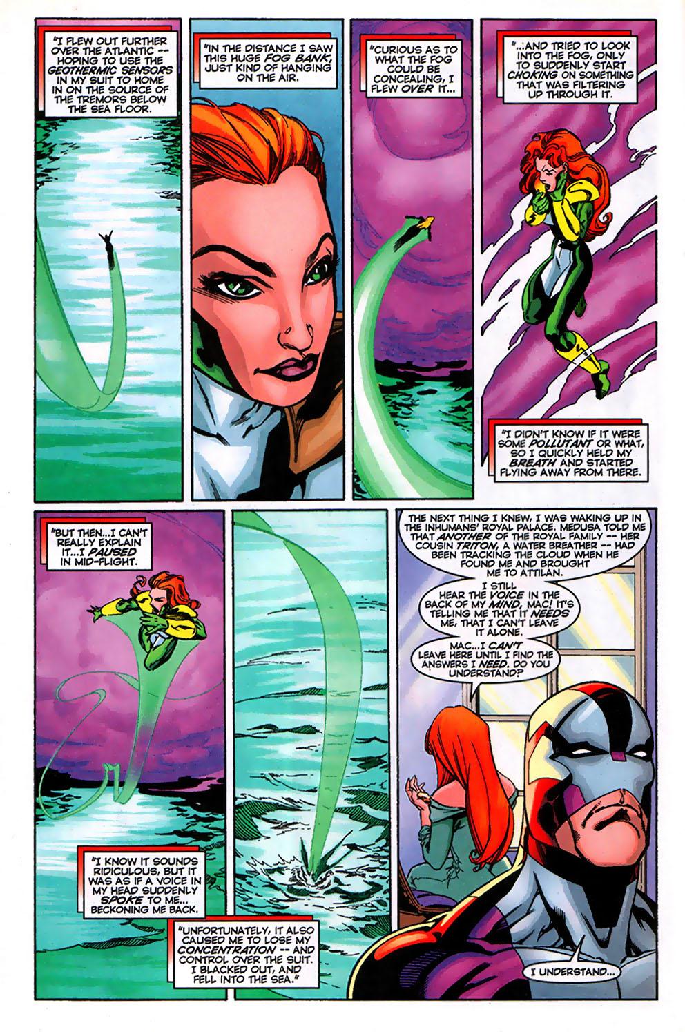 Read online Alpha Flight (1997) comic -  Issue # _Annual - 27
