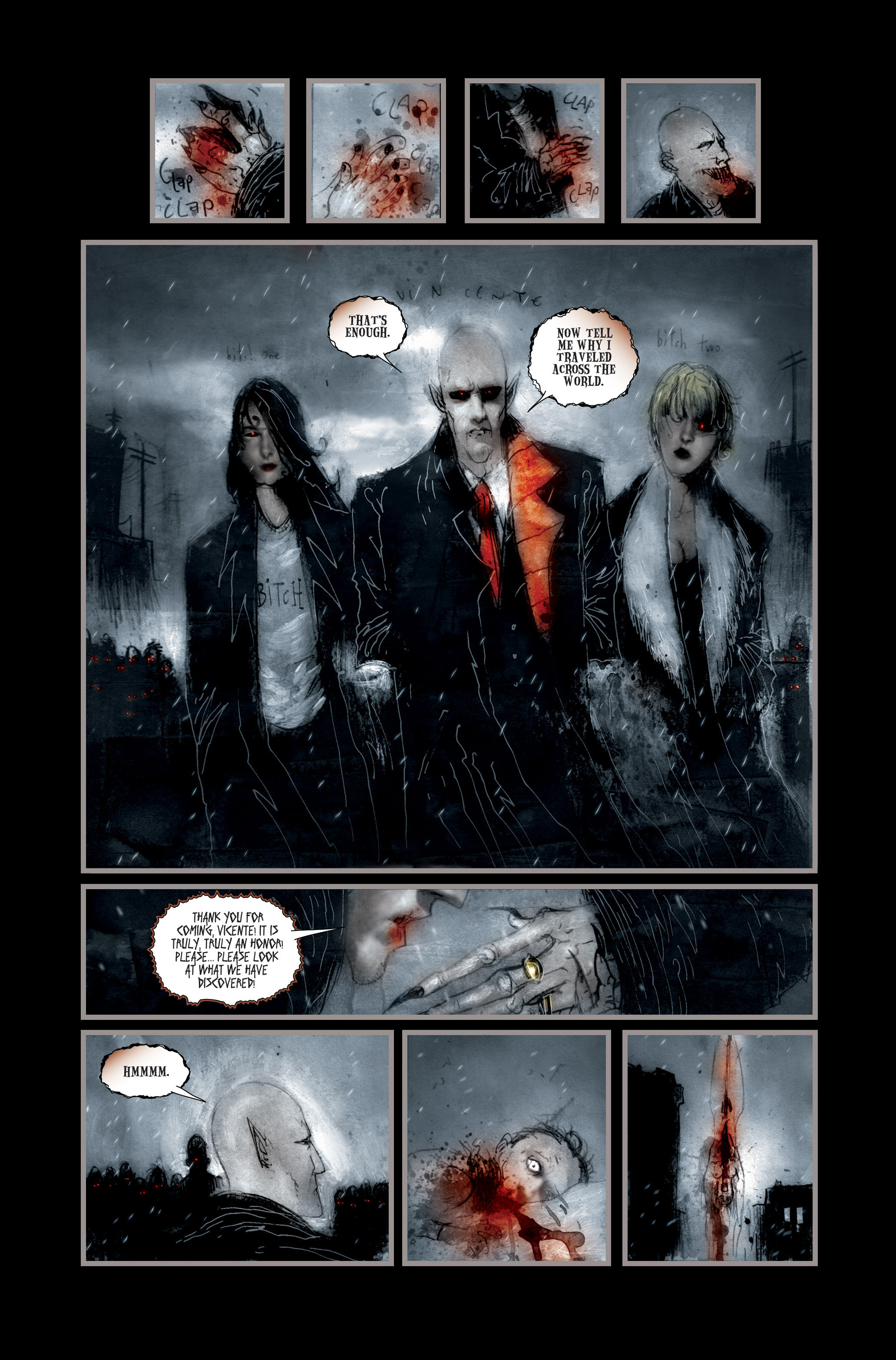 Read online 30 Days of Night (2002) comic -  Issue #2 - 18