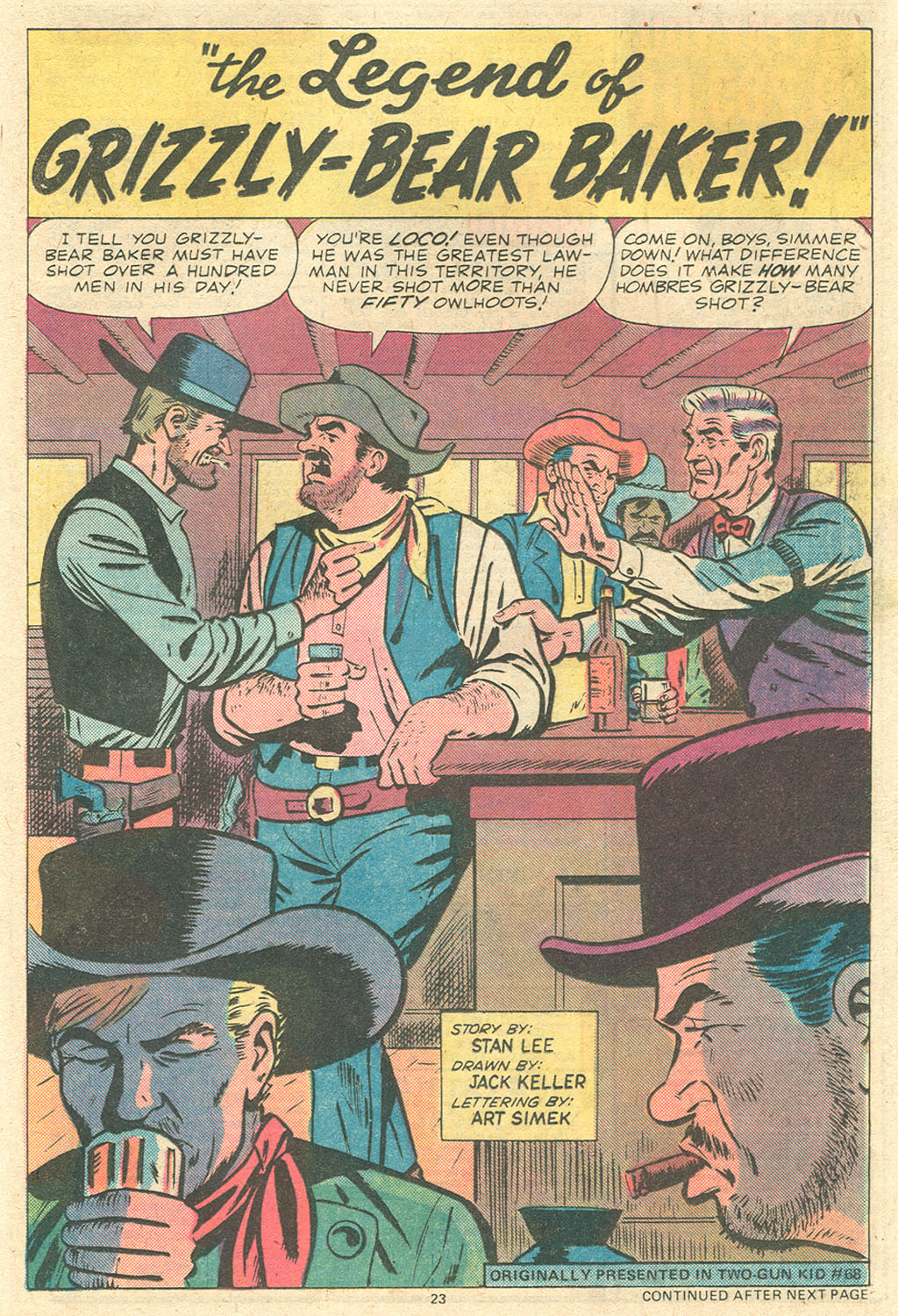 The Rawhide Kid (1955) issue 144 - Page 25