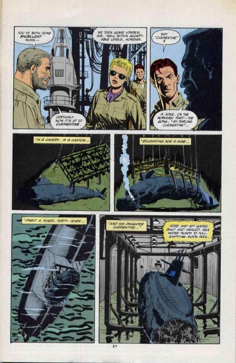 Read online Doctor Zero comic -  Issue #6 - 29
