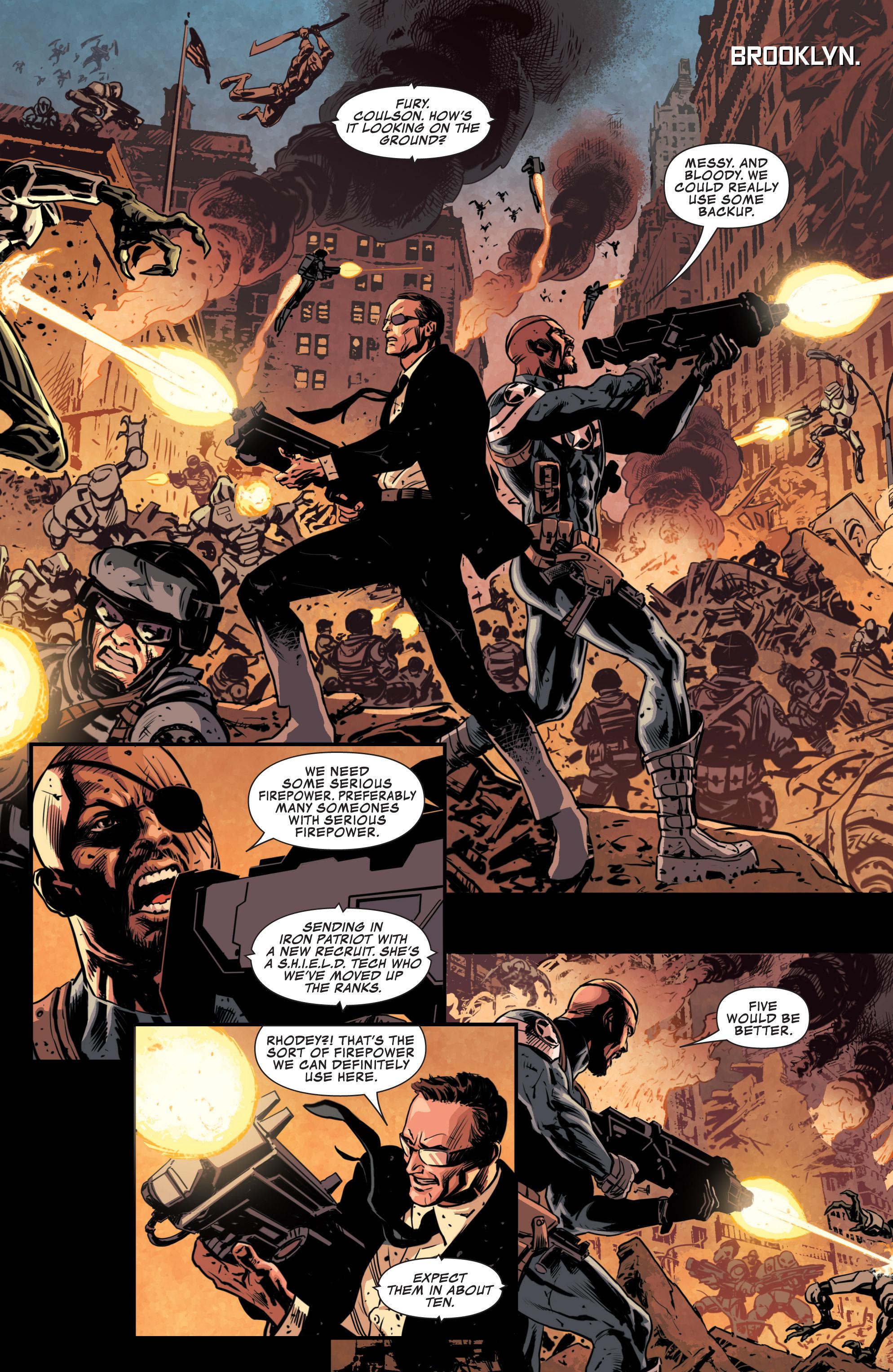 Read online Secret Avengers (2013) comic -  Issue #10 - 10