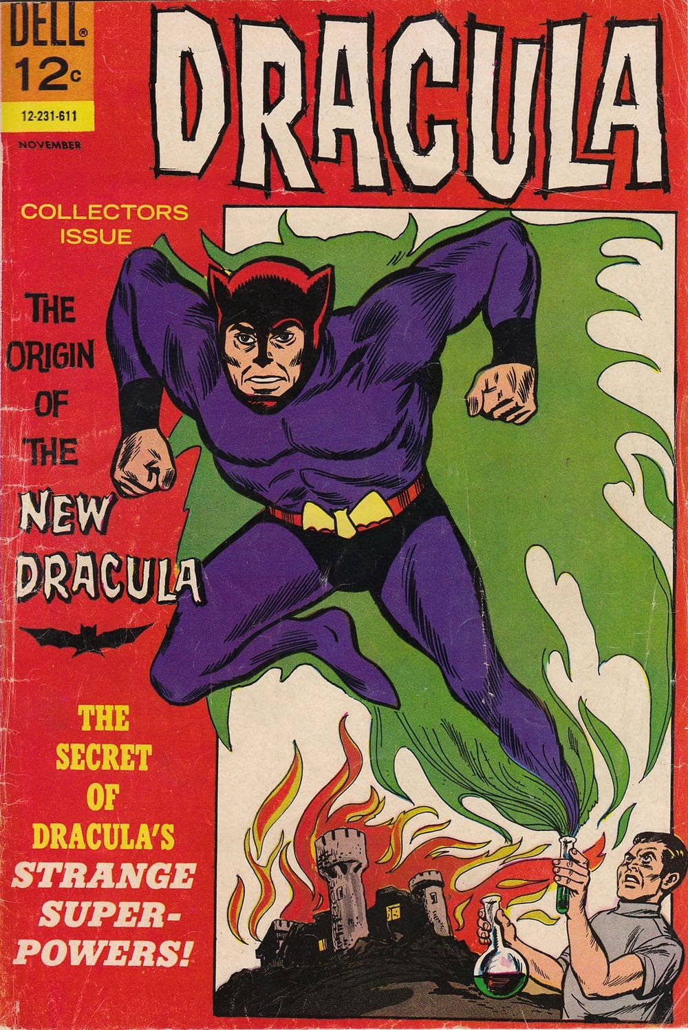 Dracula (1962) 2 Page 1