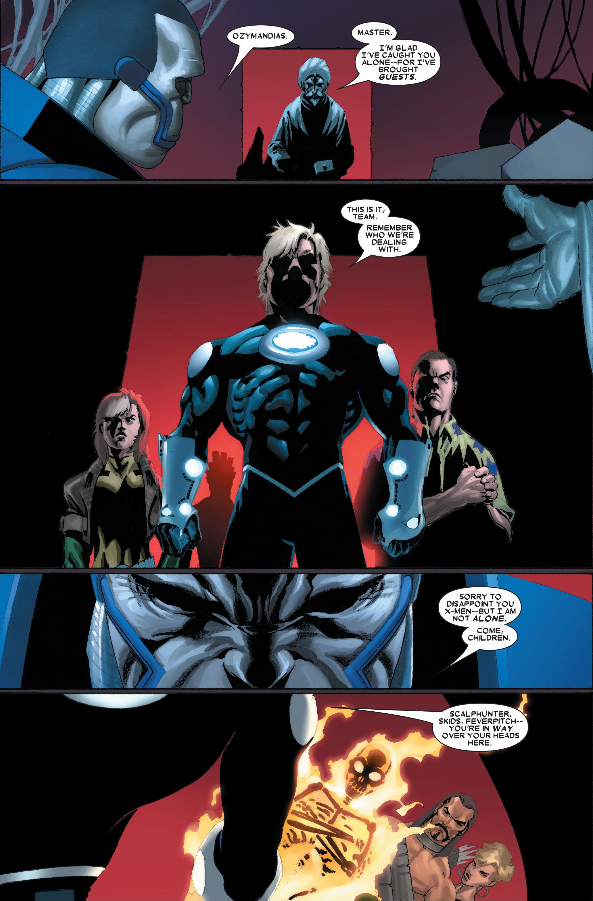 X-Men (1991) 184 Page 19